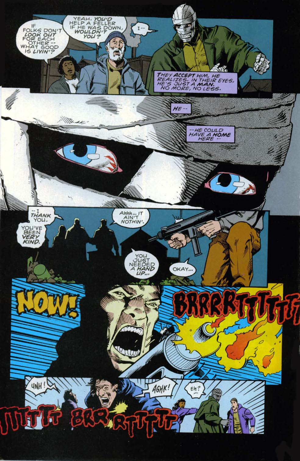 Darkman (1993) #6 #6 - English 9