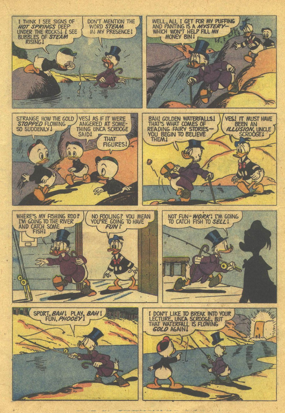 Uncle Scrooge (1953) Issue #22 #22 - English 17