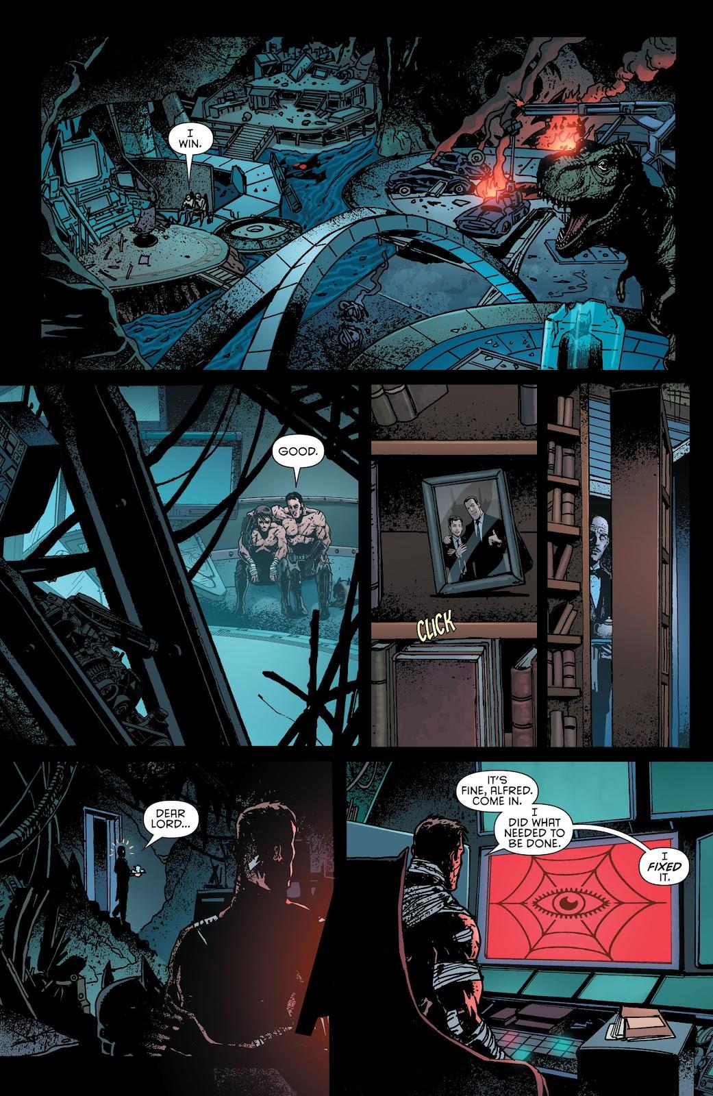 Nightwing (2011) Issue #30 #32 - English 23