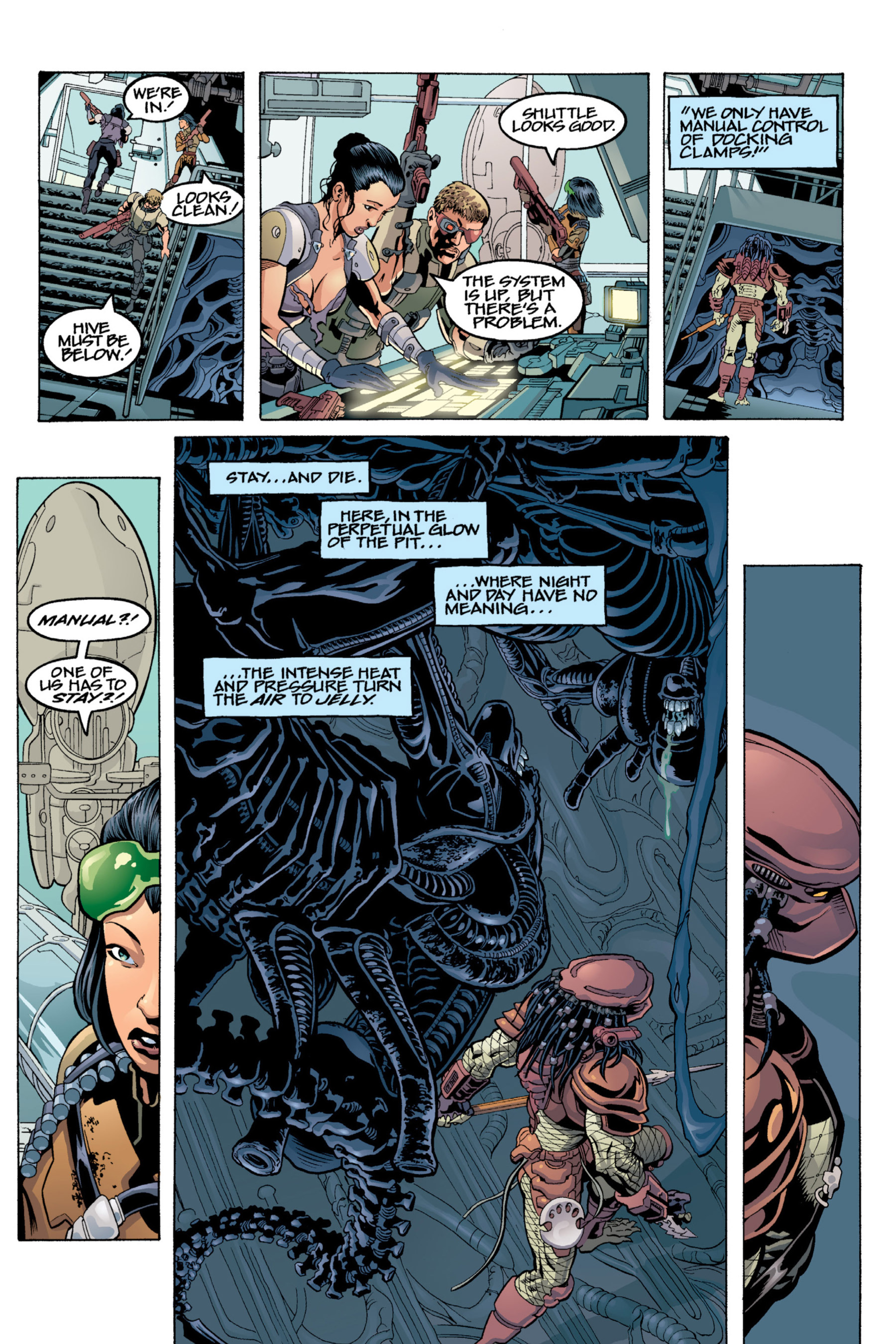 Aliens vs. Predator Omnibus _TPB_2_Part_4 Page 1