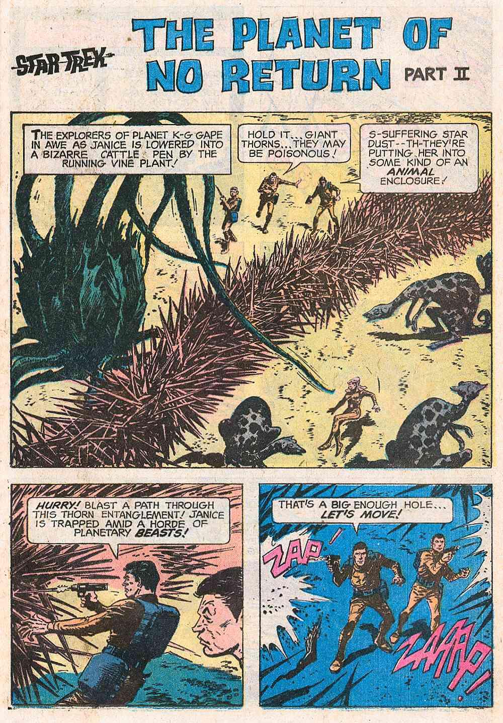 Star Trek (1967) Issue #29 #29 - English 16