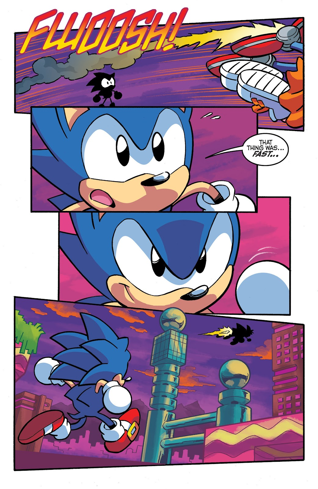 Sonic The Hedgehog (1993) Issue #290 #290 - English 14