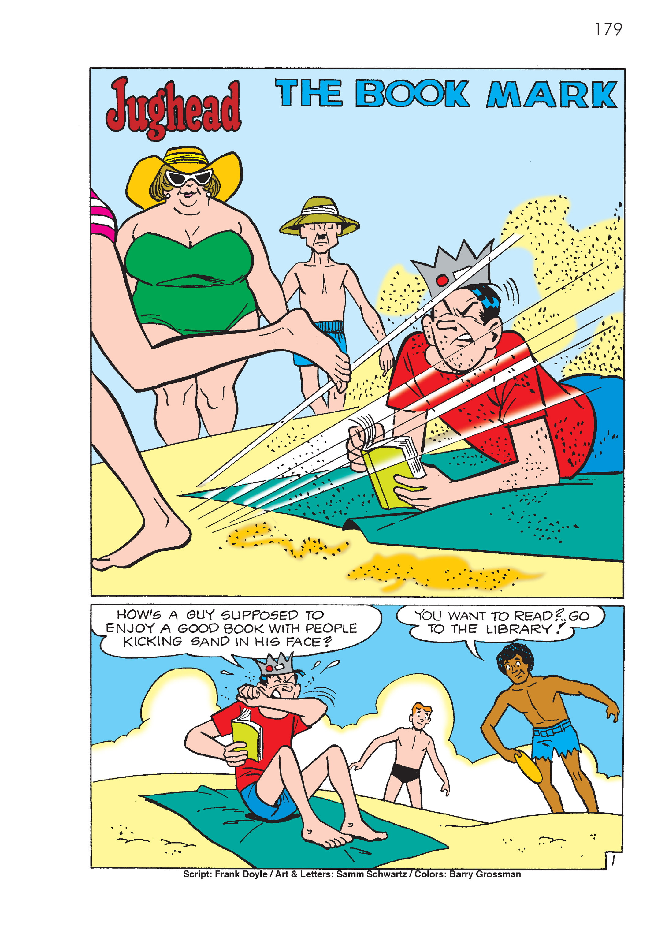 Read online The Best of Archie Comics comic -  Issue # TPB 4 (Part 1) - 180