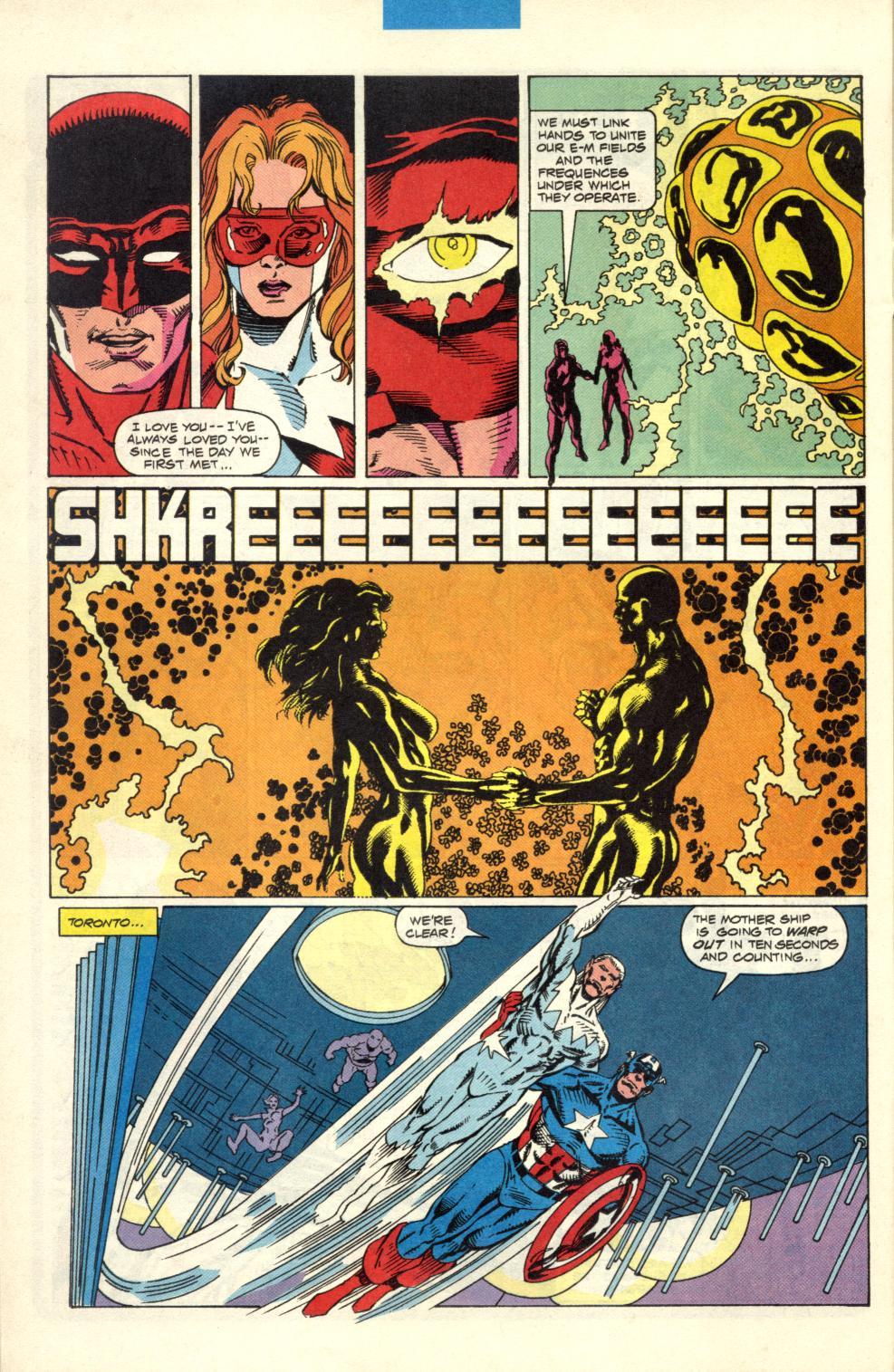 Alpha Flight (1983) 100 Page 34
