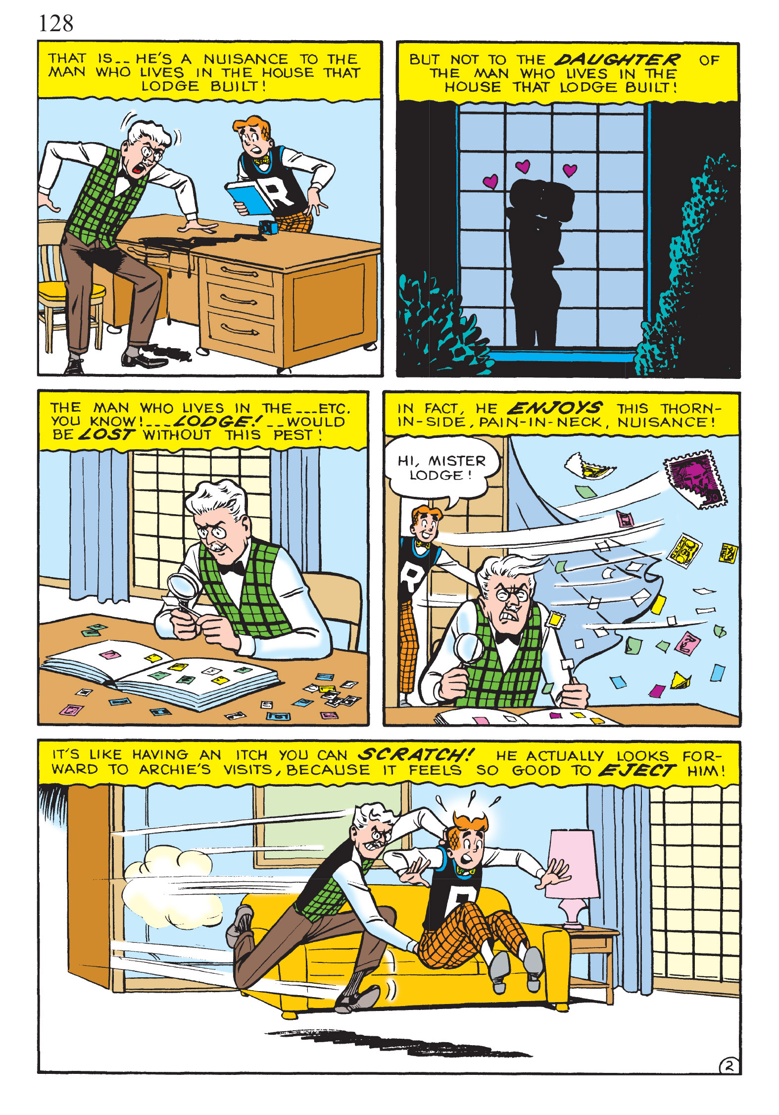 Read online The Best of Archie Comics comic -  Issue # TPB 2 (Part 1) - 130