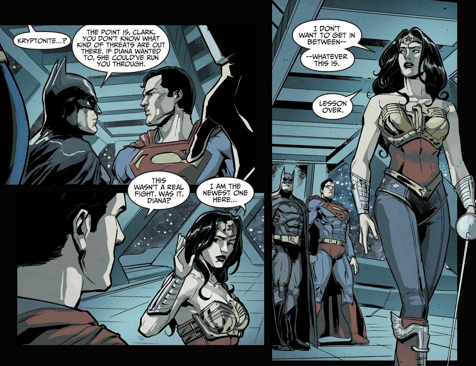 Injustice: Gods Among Us Year Four Issue #10 #11 - English 10