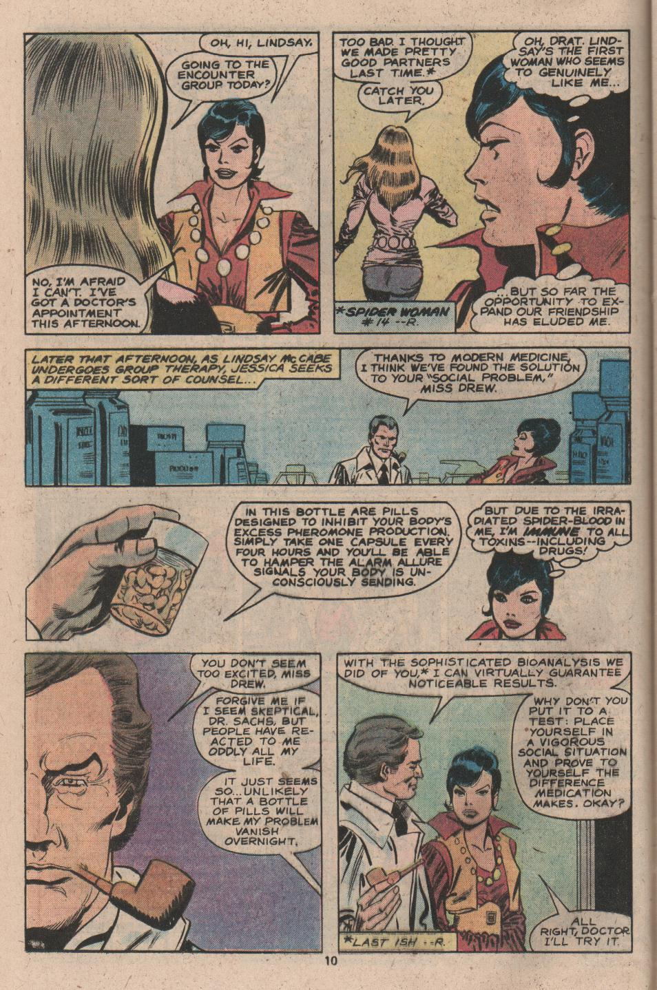 Spider-Woman (1978) Issue #17 #17 - English 8
