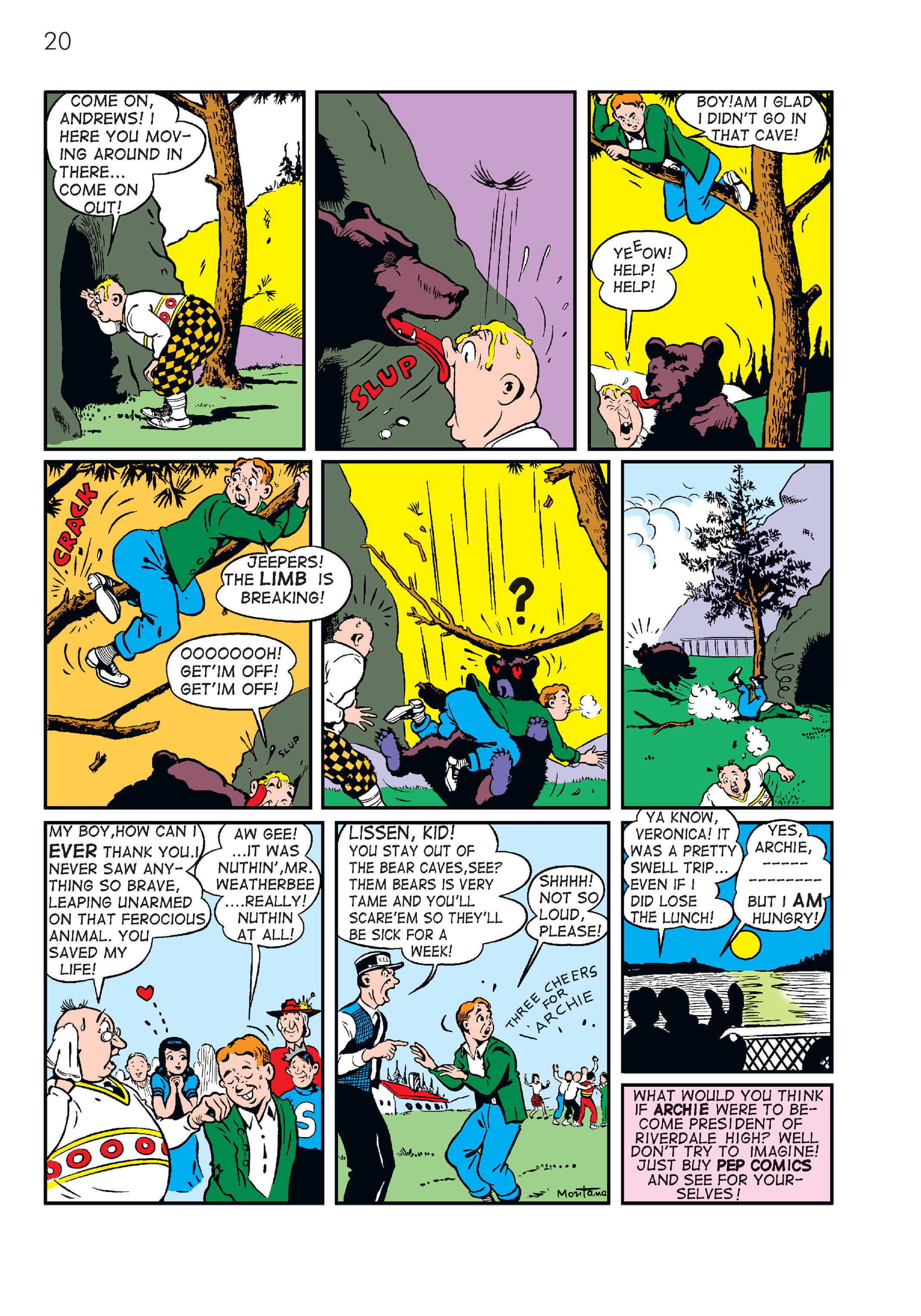 Read online The Best of Archie Comics comic -  Issue # TPB 4 (Part 1) - 21