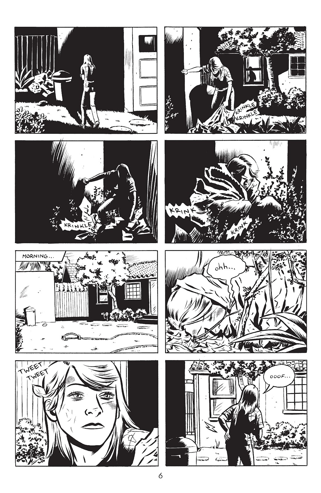 Stray Bullets Issue #25 #25 - English 8