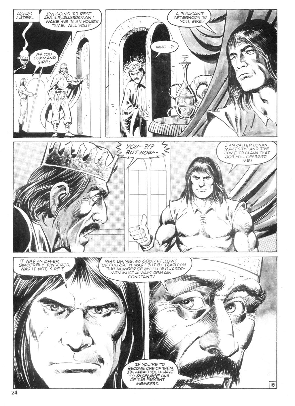 The Savage Sword Of Conan Issue #94 #95 - English 23