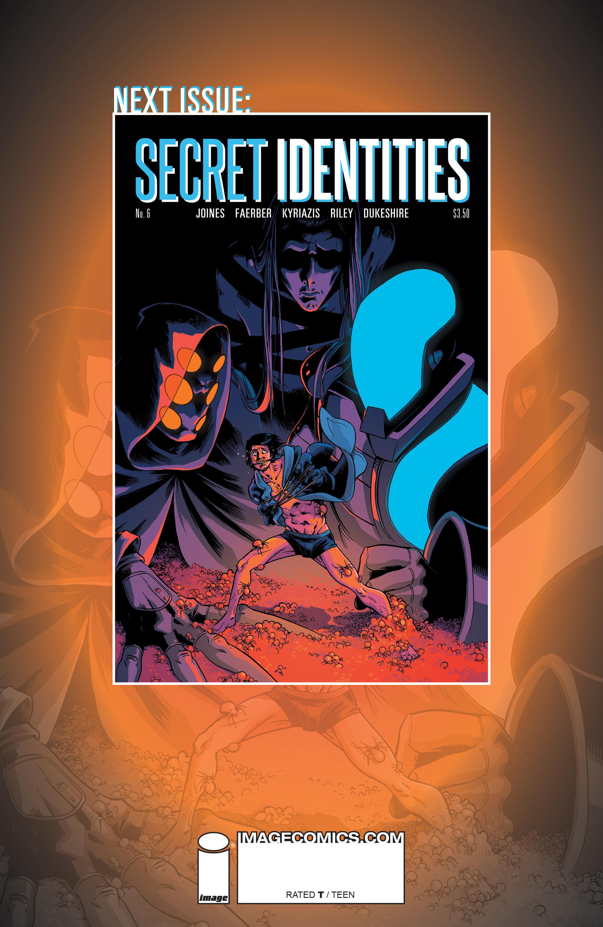 Read online Secret Identities comic -  Issue #5 - 30