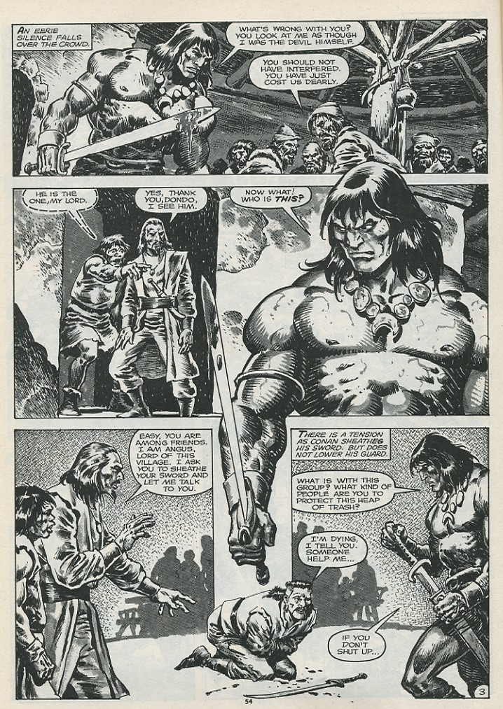 The Savage Sword Of Conan Issue #179 #180 - English 56