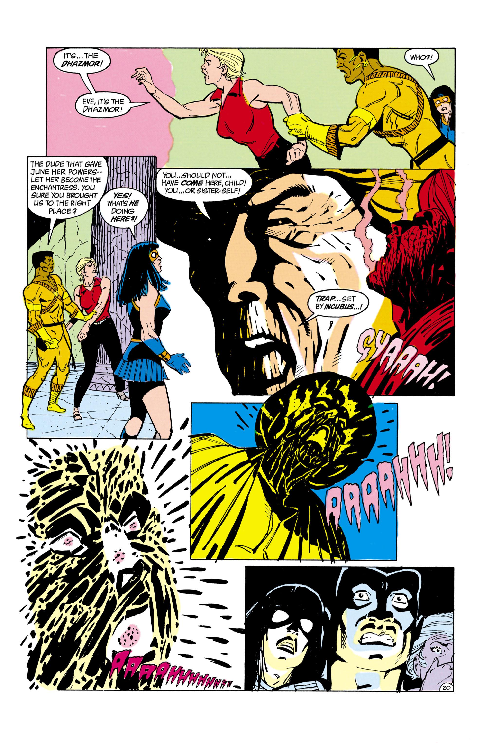 Suicide Squad (1987) 14 Page 20