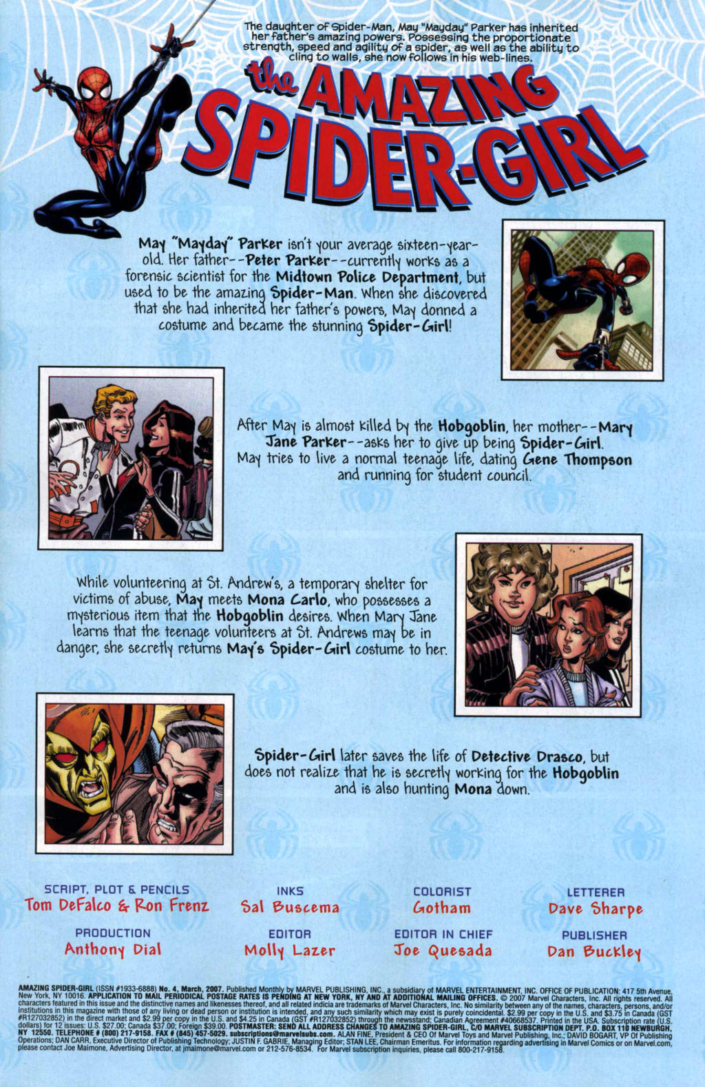 Amazing Spider-Girl Issue #4 #5 - English 2