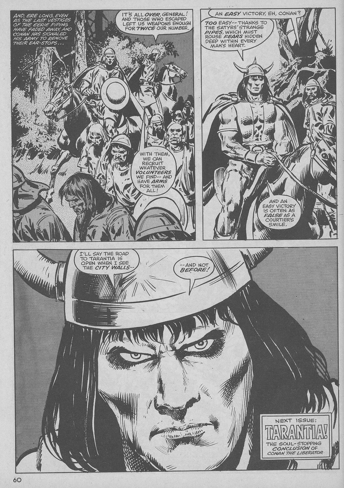 The Savage Sword Of Conan Issue #51 #52 - English 60