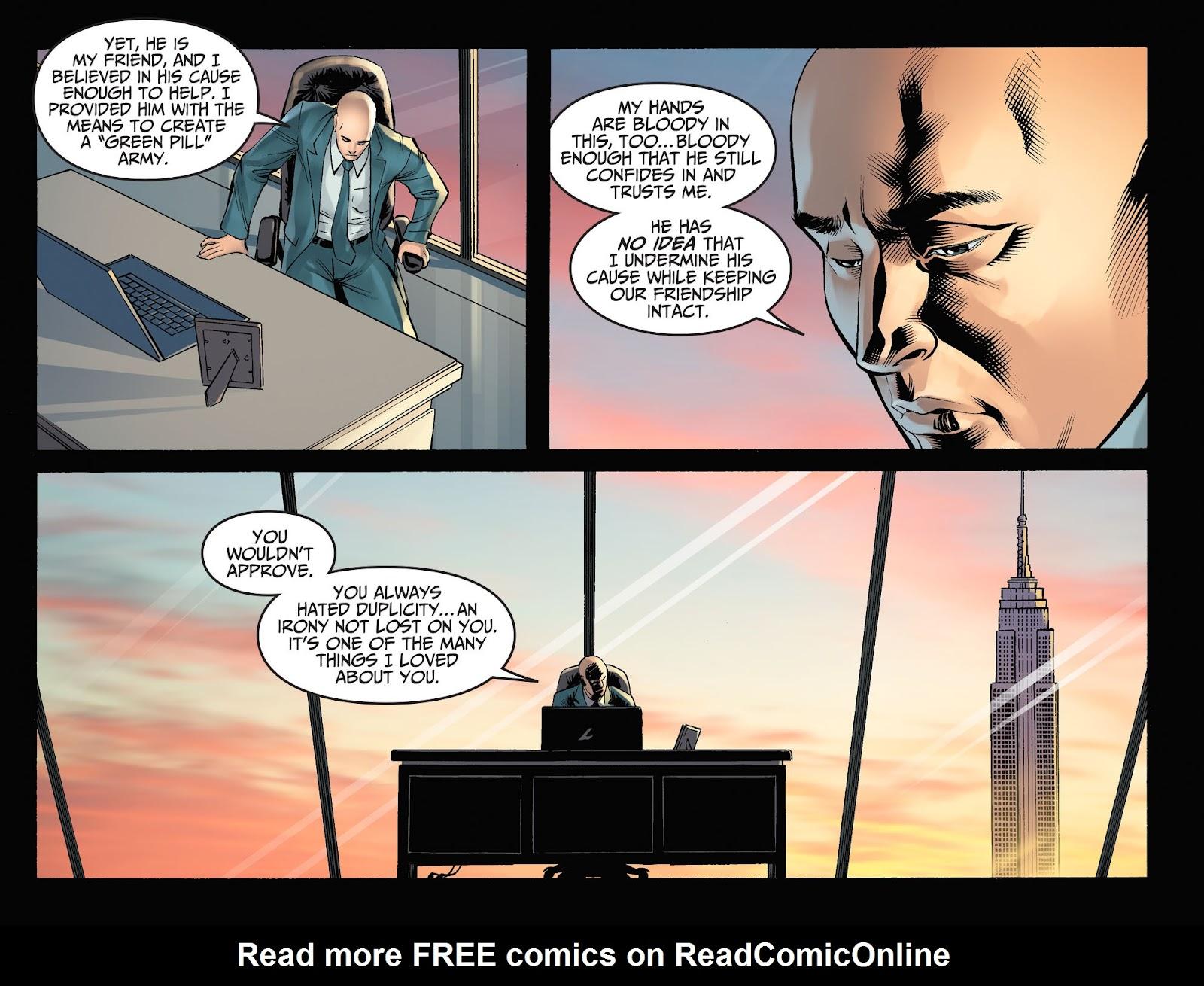 Injustice: Gods Among Us Year Four Issue #7 #8 - English 6
