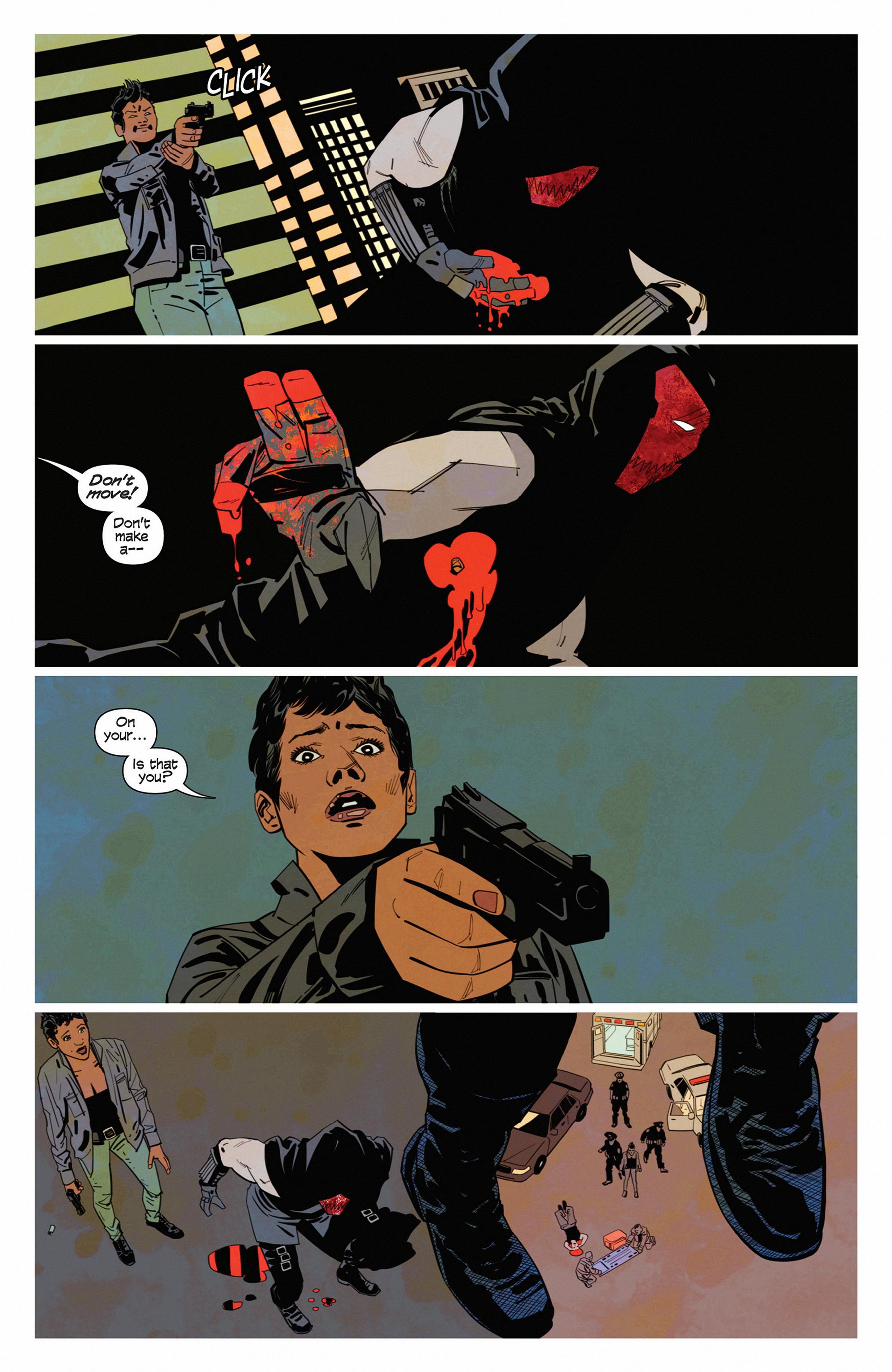 Read online Demonic comic -  Issue #5 - 20