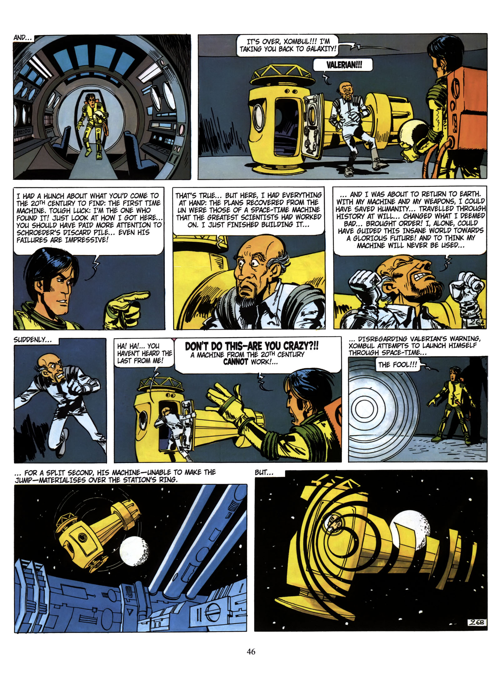 Valerian and Laureline #1 #23 - English 52