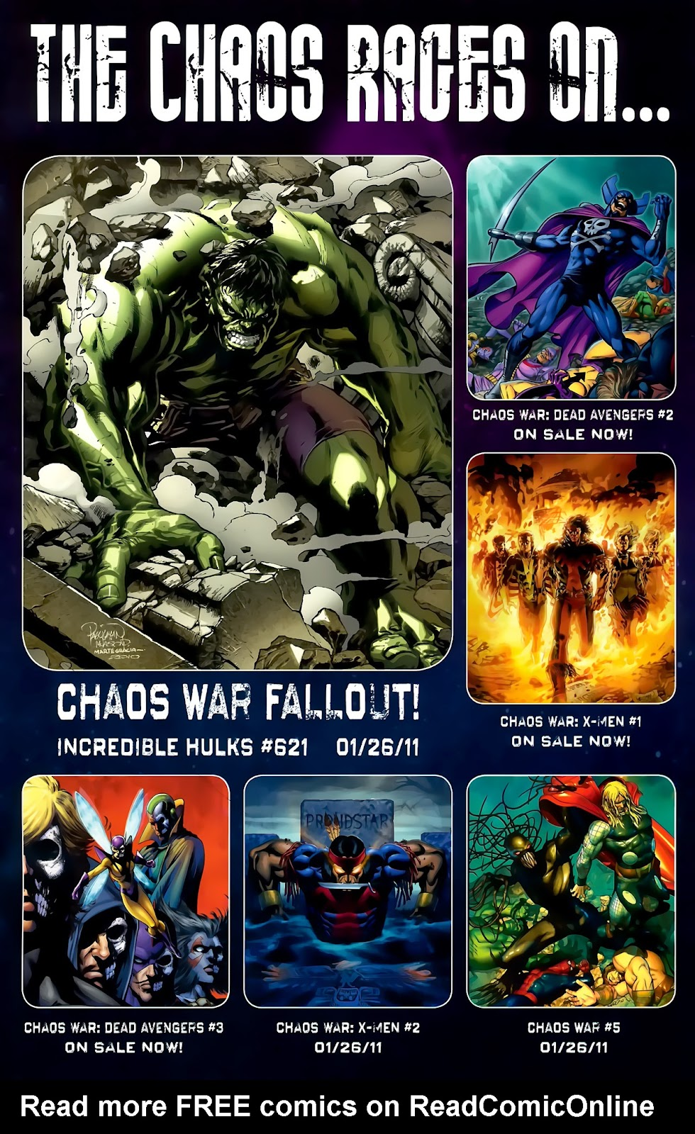 Incredible Hulks (2010) Issue #620 #10 - English 33