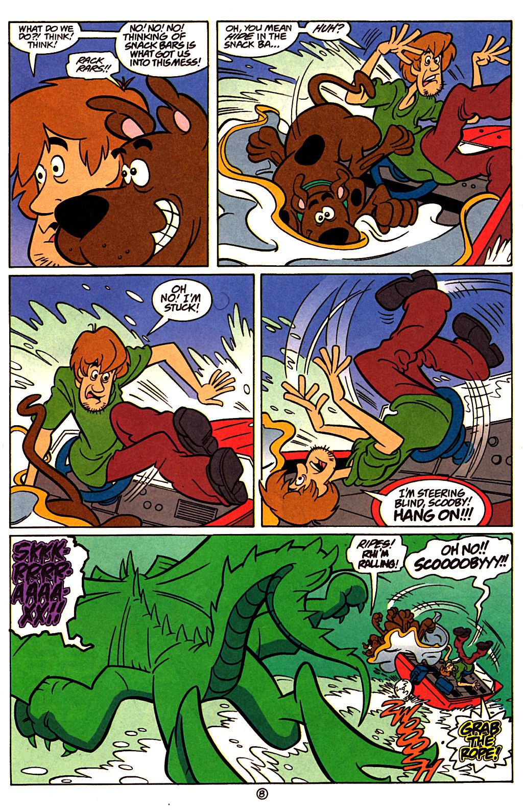 Read online Scooby-Doo (1997) comic -  Issue #23 - 9