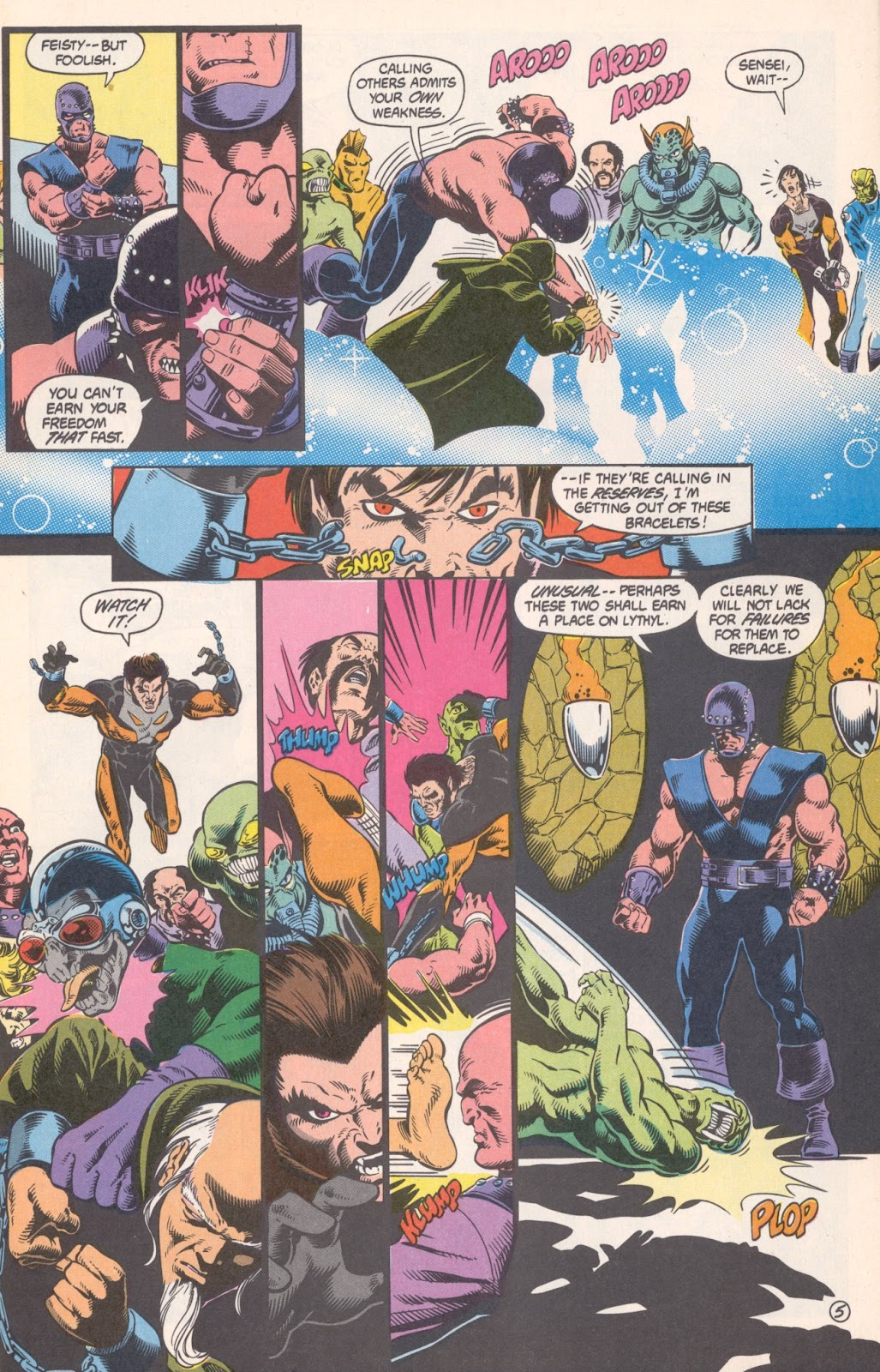 Tales of the Legion Issue #338 #25 - English 6