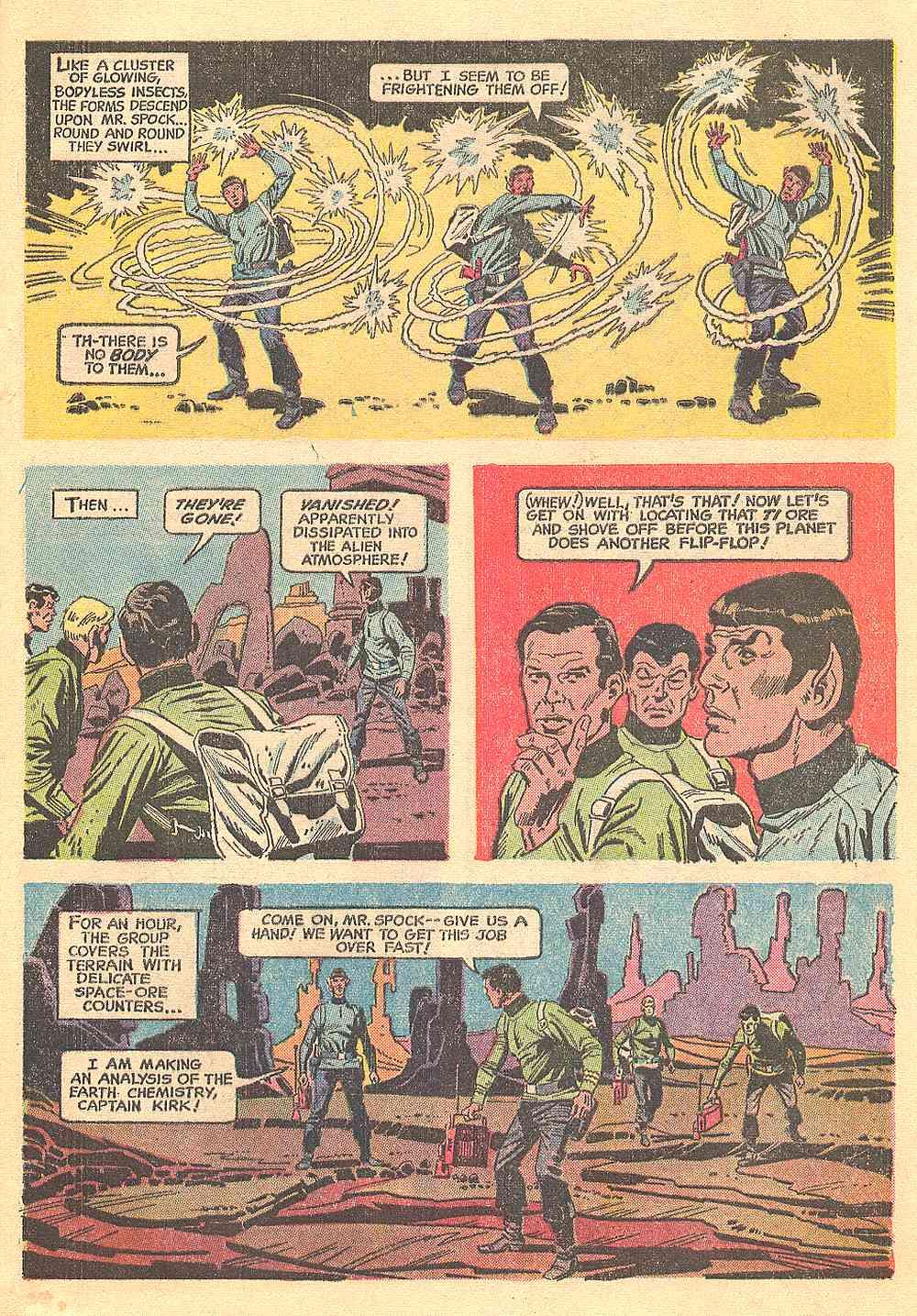 Star Trek (1967) Issue #4 #4 - English 8