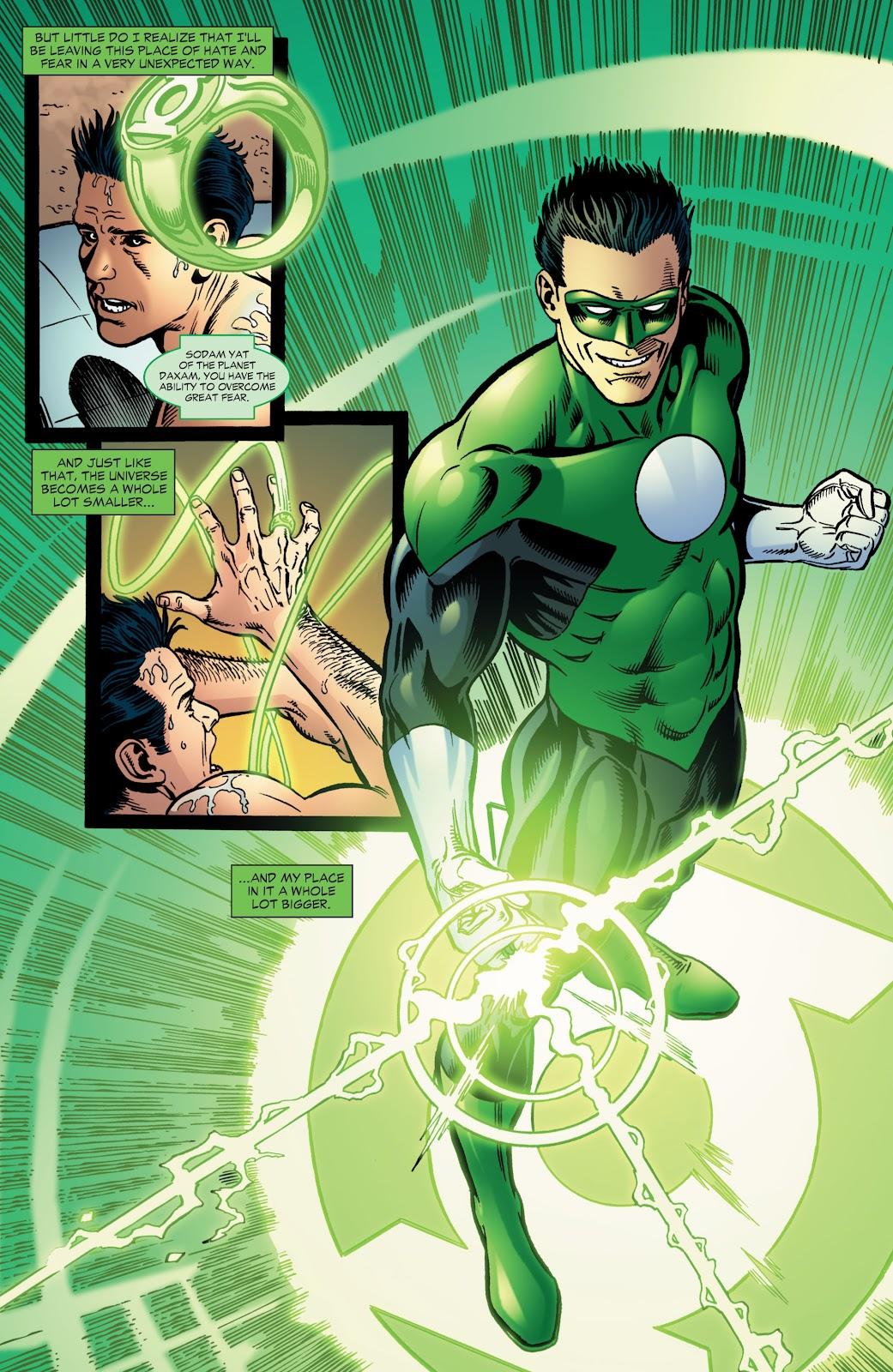 Green Lantern: The Sinestro Corps War Full #1 - English 240