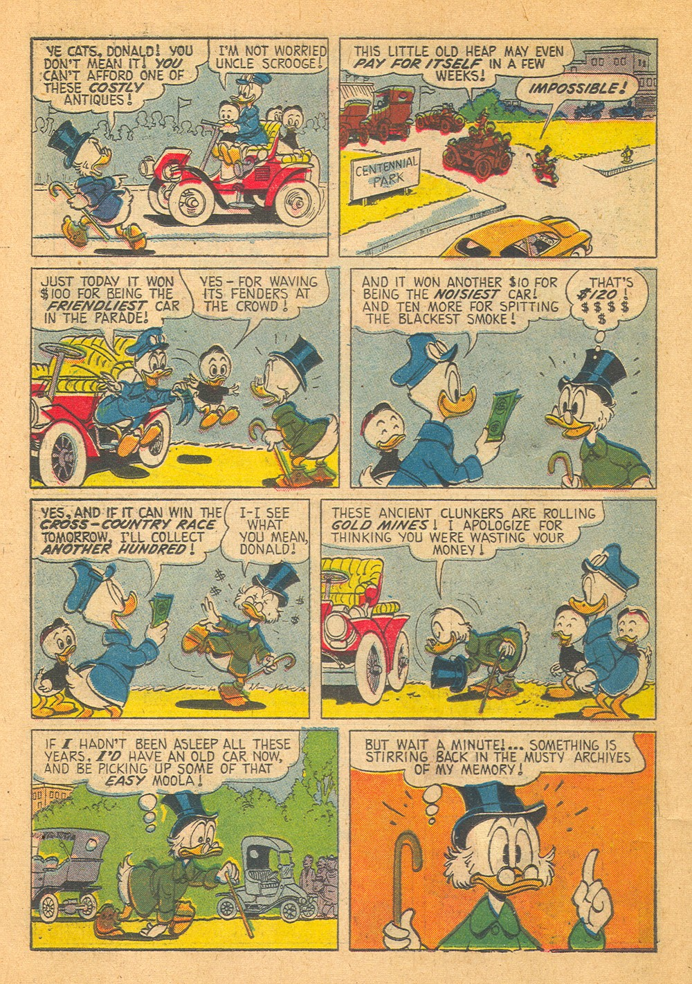 Uncle Scrooge (1953) Issue #34 #34 - English 26