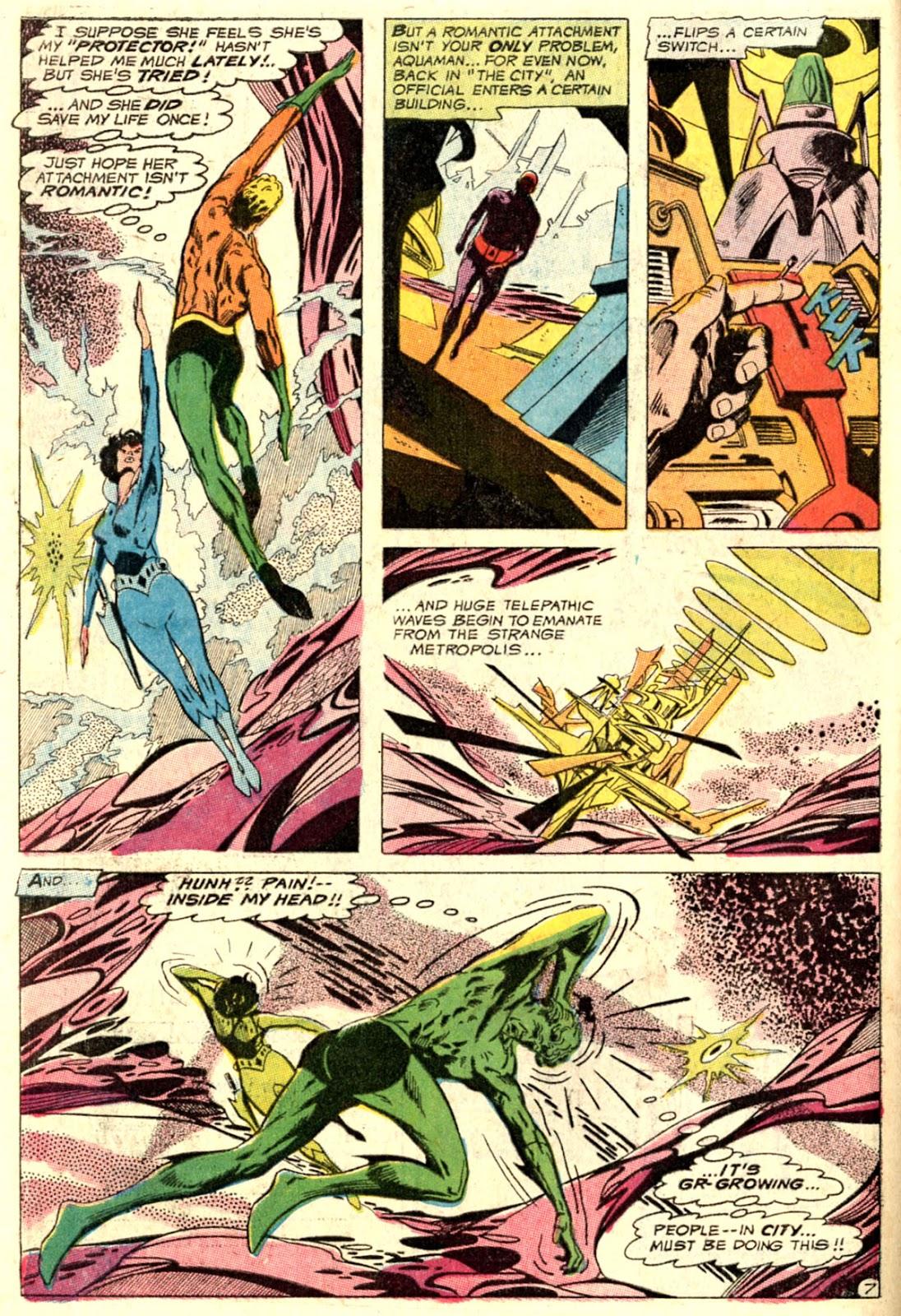 Aquaman (1962) Issue #51 #51 - English 10