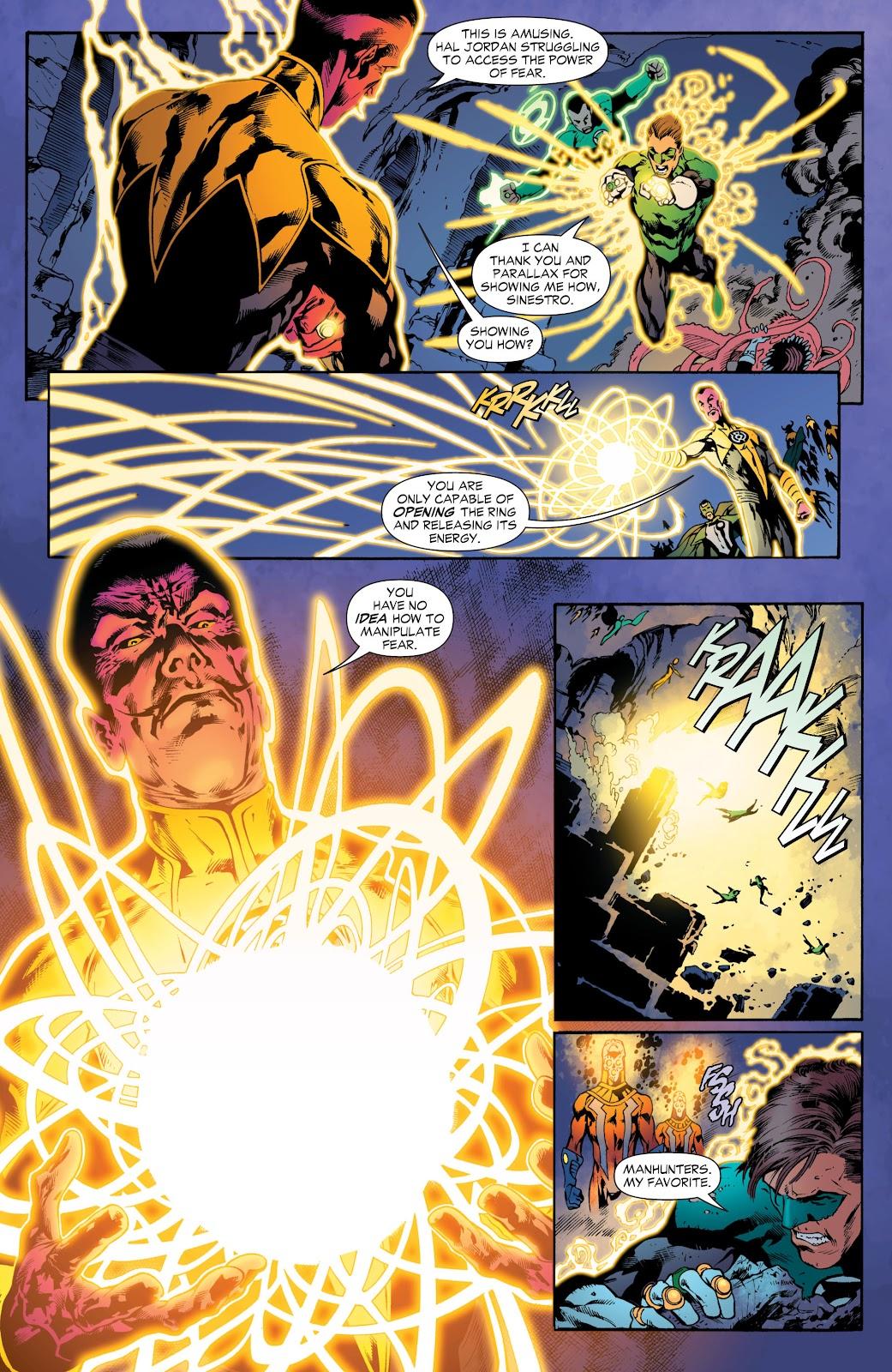 Green Lantern: The Sinestro Corps War Full #1 - English 149