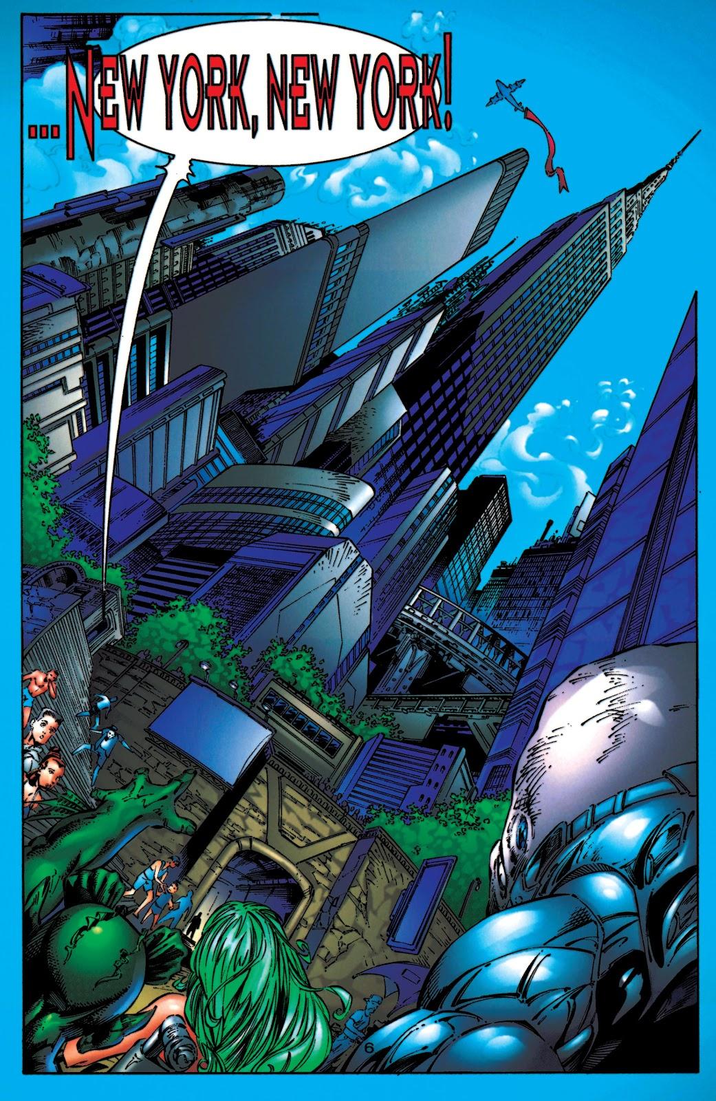 Aquaman (1994) Issue #54 #60 - English 7