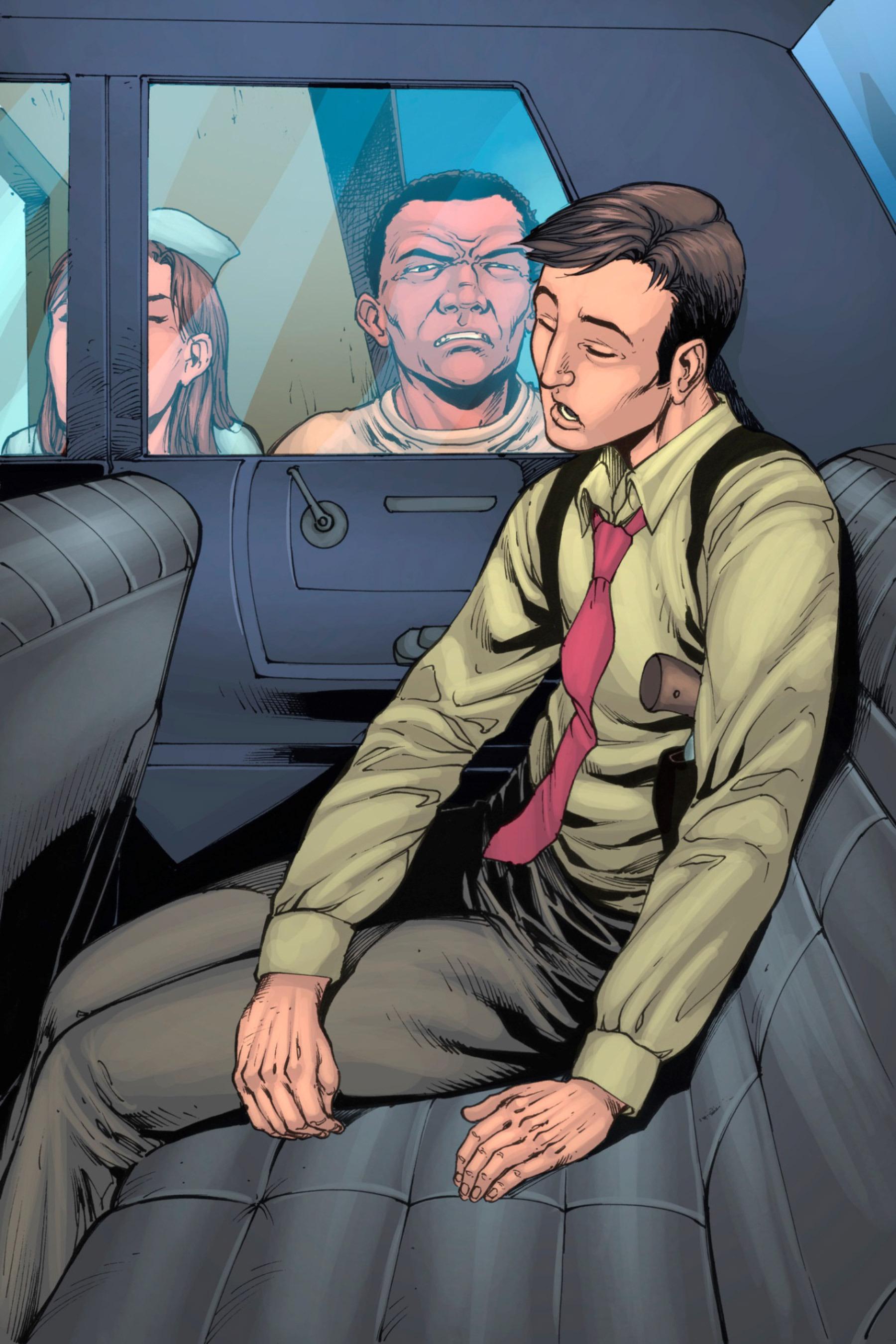 Read online Z-Men comic -  Issue #3 - 112