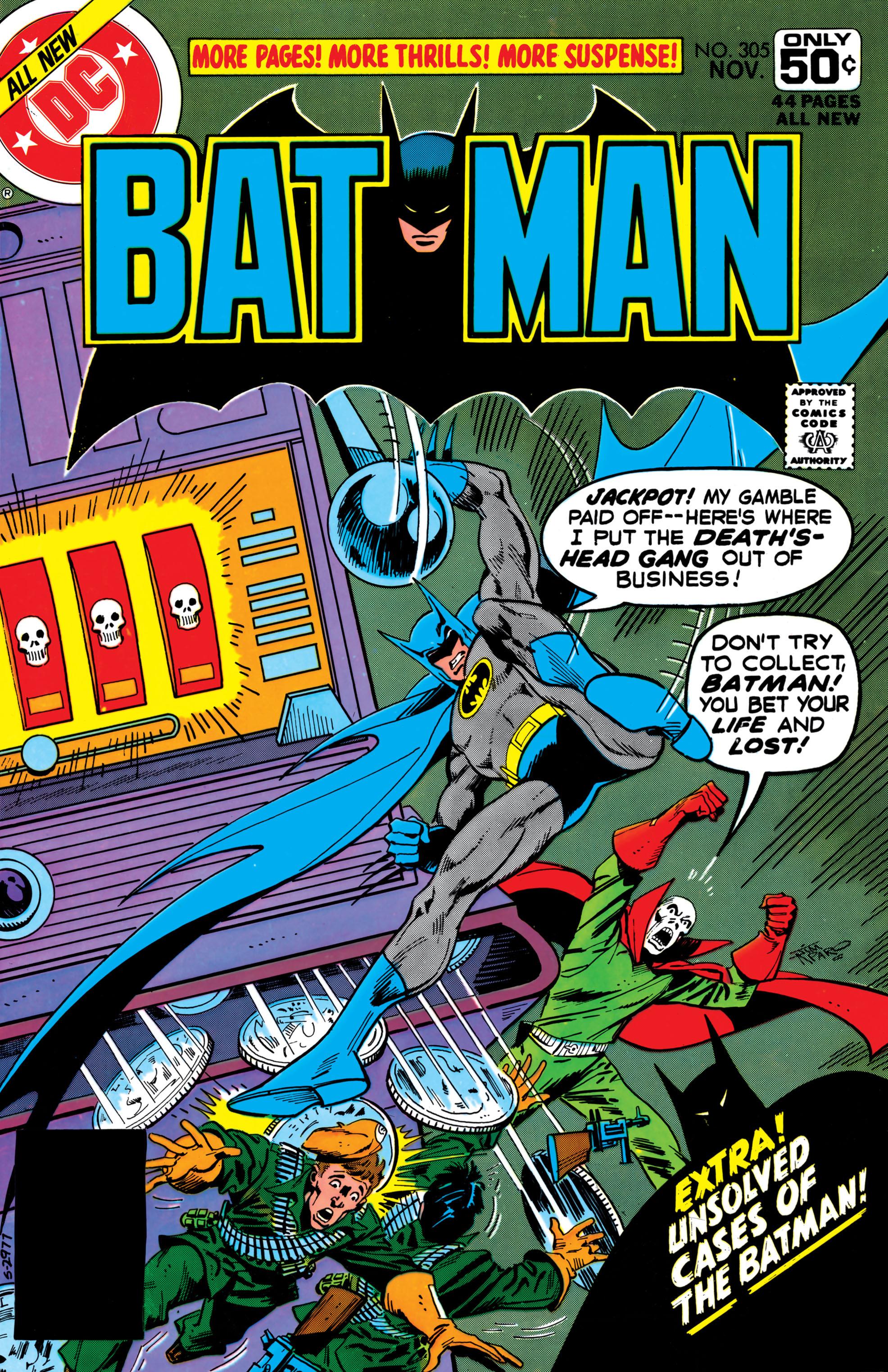 Batman (1940) 305 Page 1