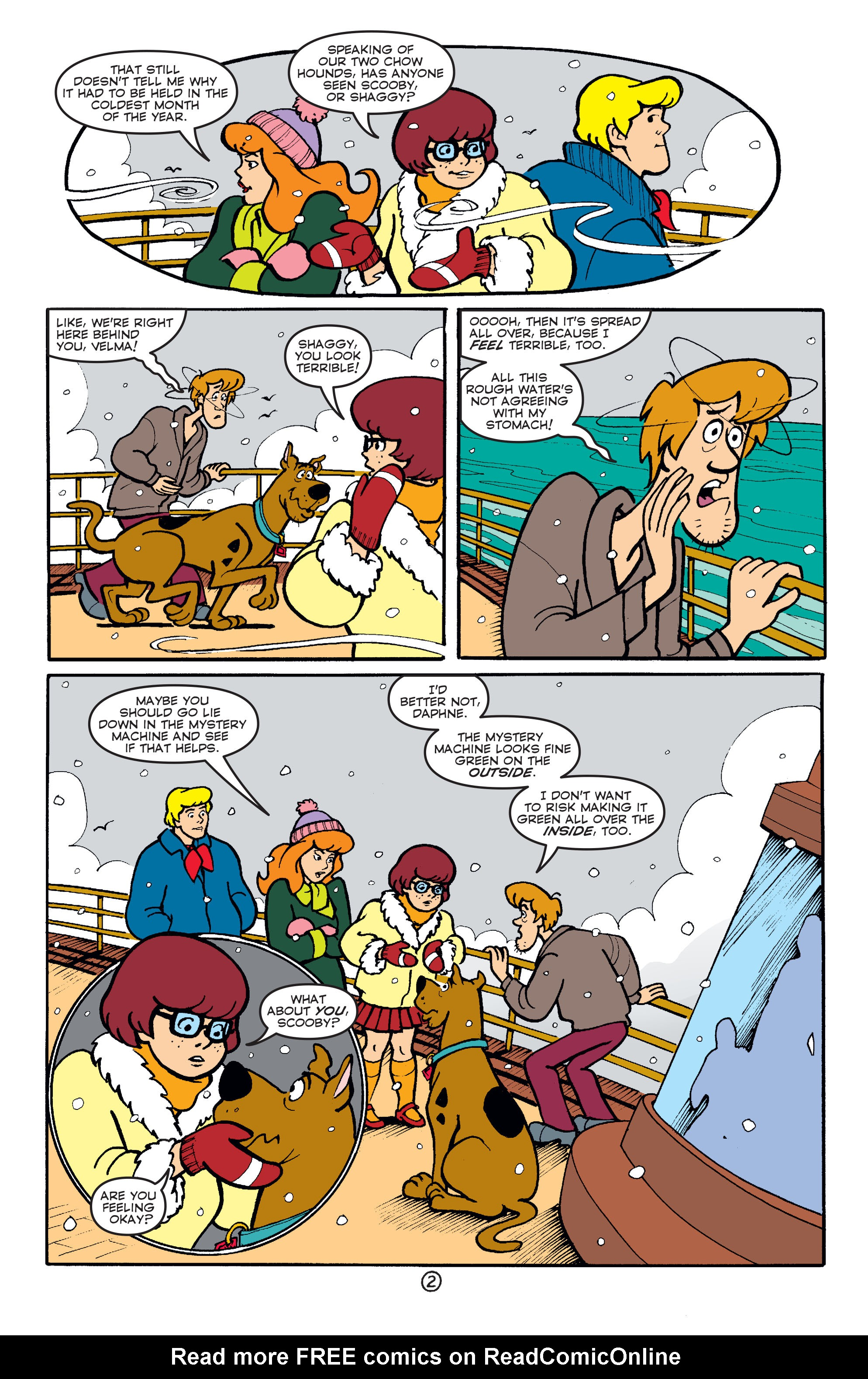 Read online Scooby-Doo (1997) comic -  Issue #55 - 15