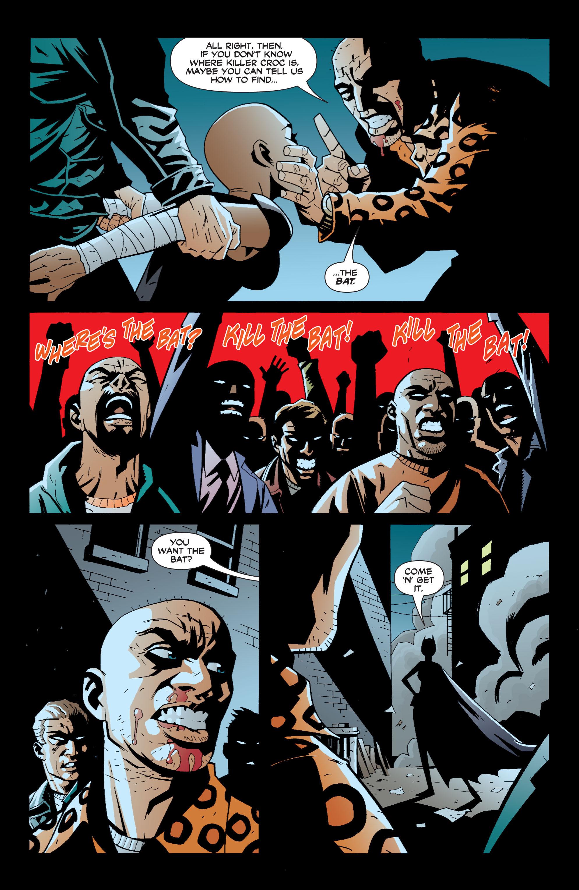 Read online Batman: War Games comic -  Issue #6 - 7