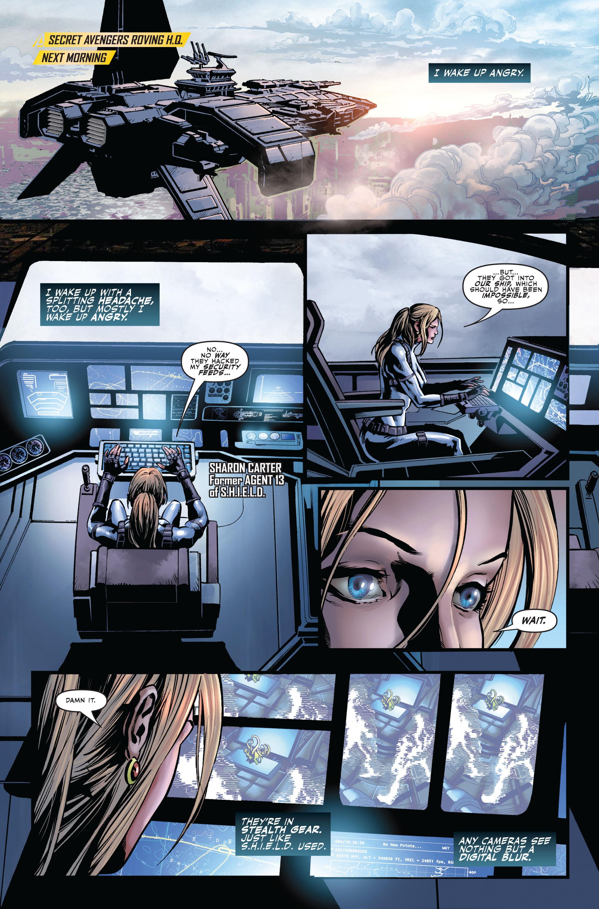 Read online Secret Avengers (2010) comic -  Issue #2 - 3