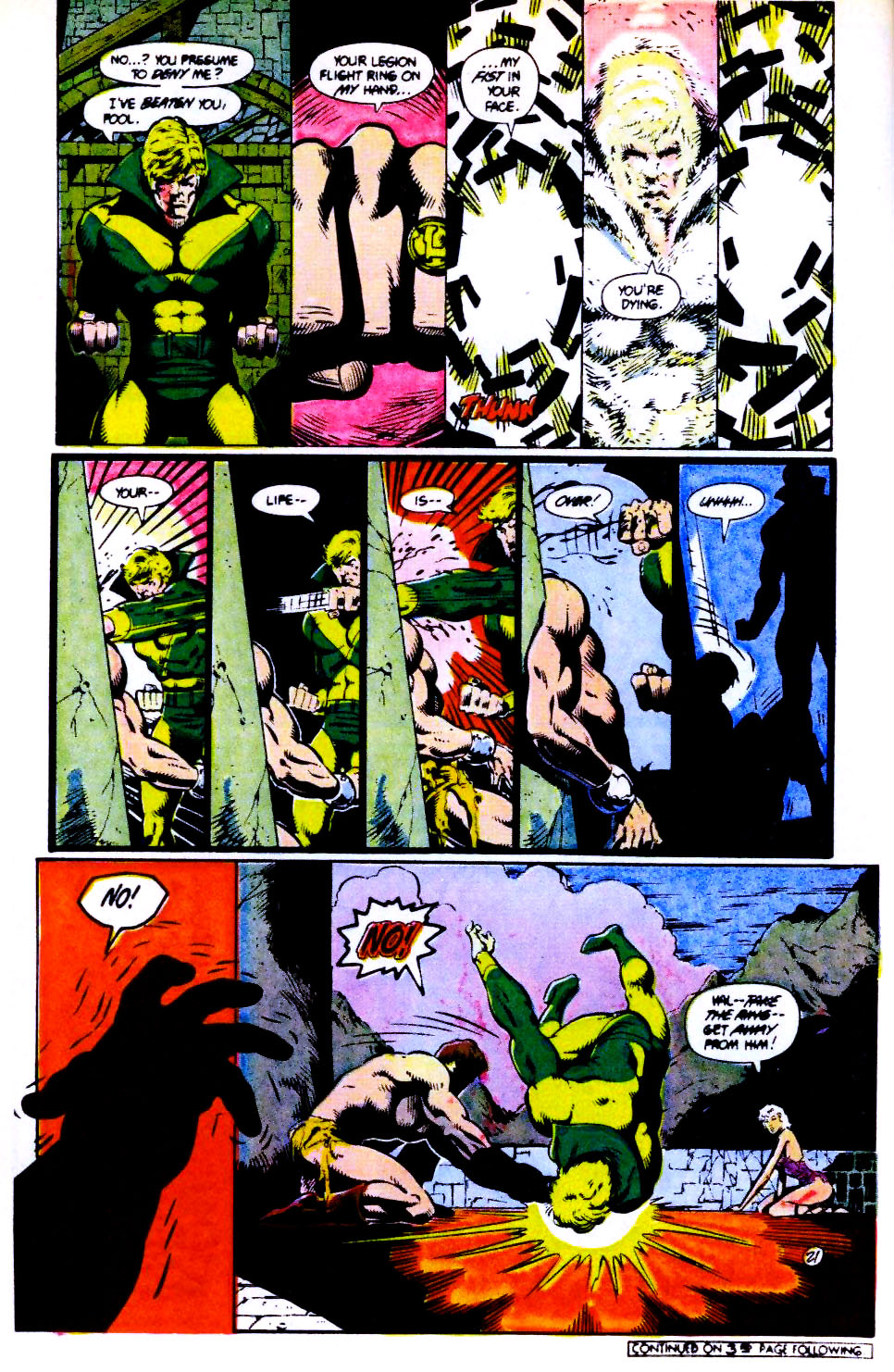 Tales of the Legion Issue #329 #16 - English 22