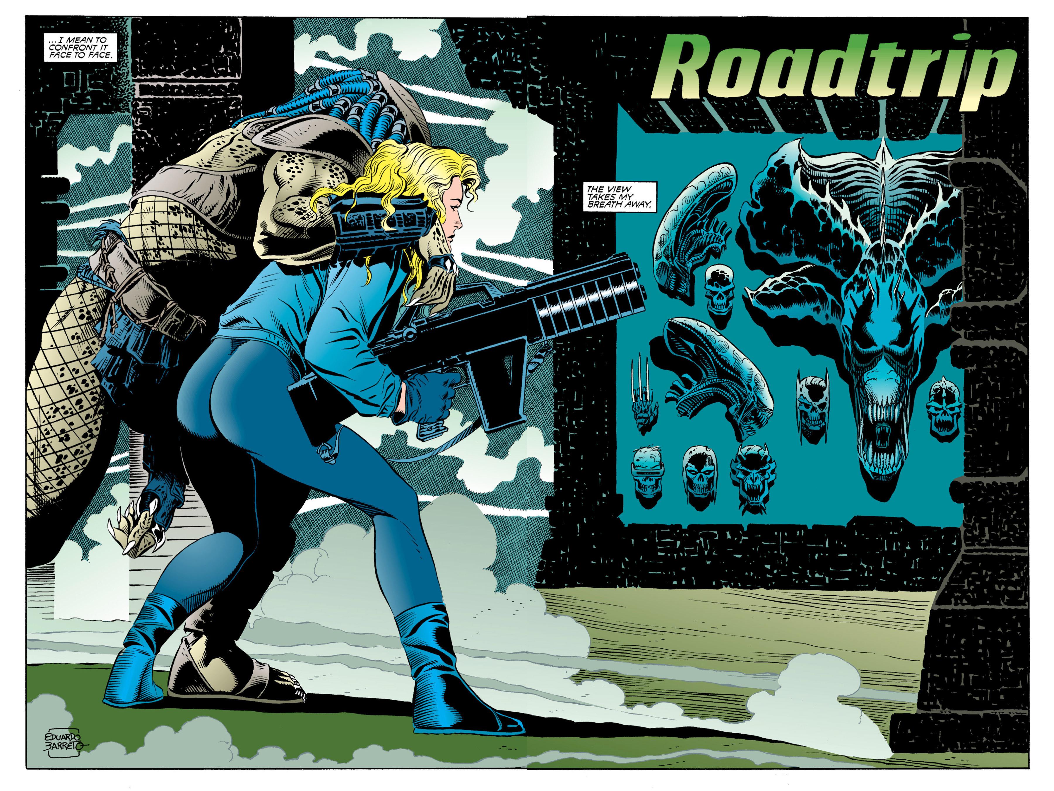 Aliens vs. Predator Omnibus _TPB_2_Part_2 Page 0