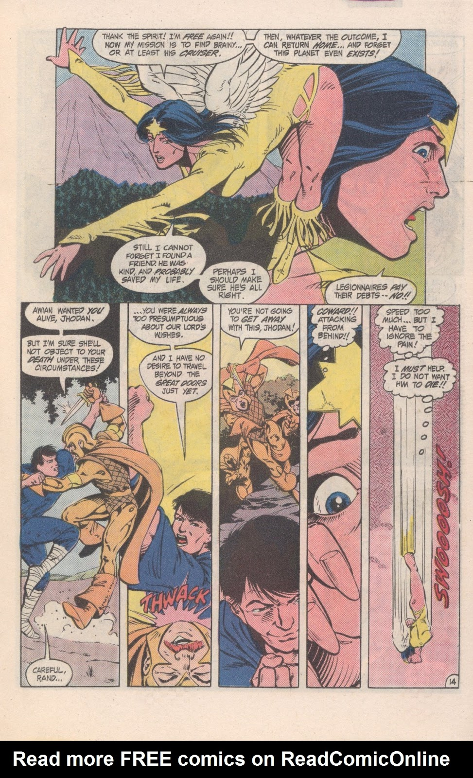 Tales of the Legion Issue #322 #9 - English 15