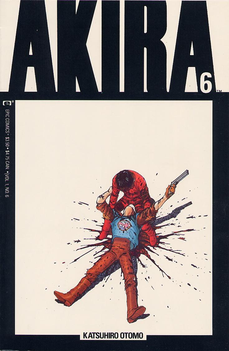 Akira 6 Page 1