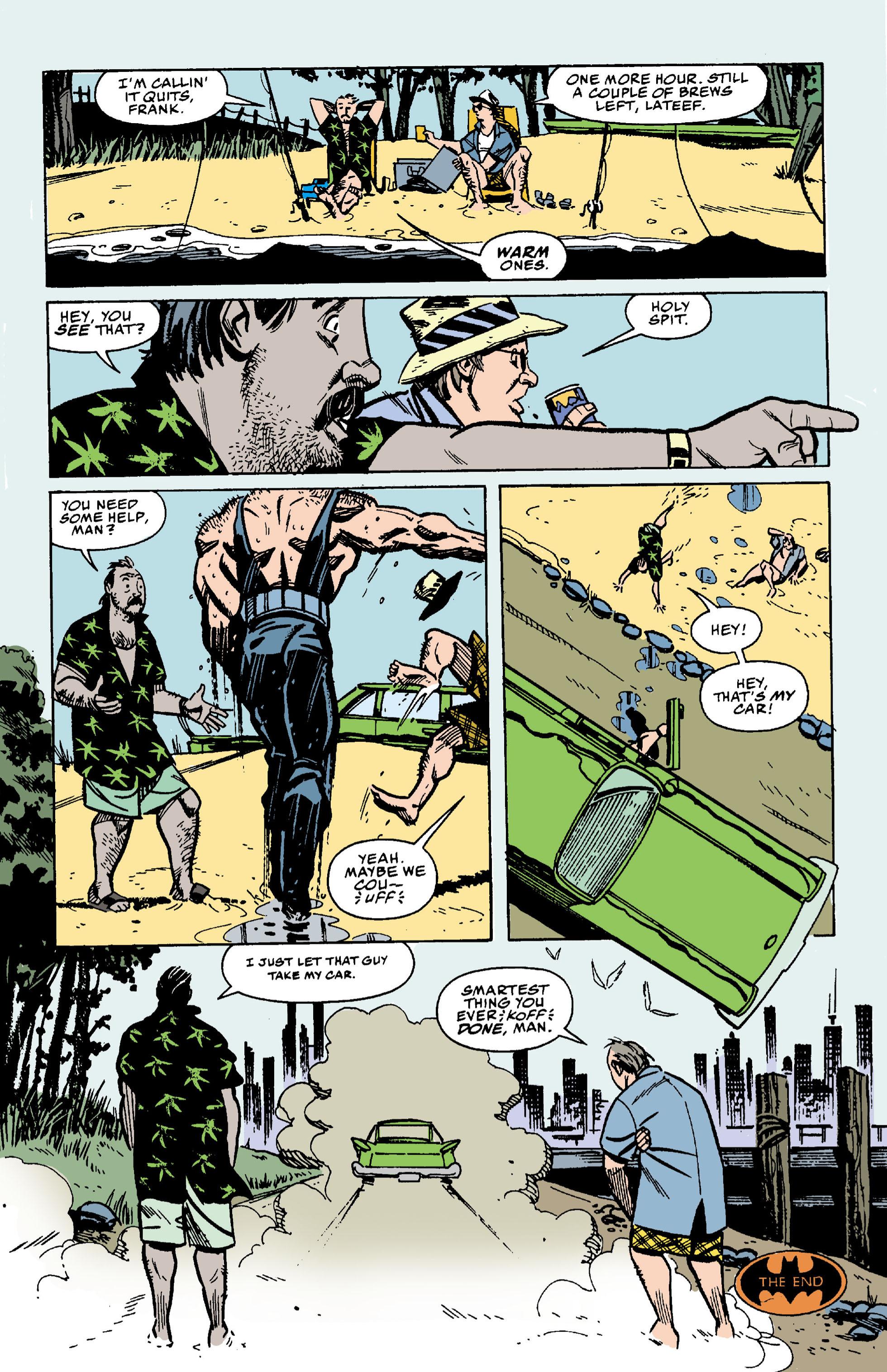 Read online Batman: Bane comic -  Issue # Full - 48