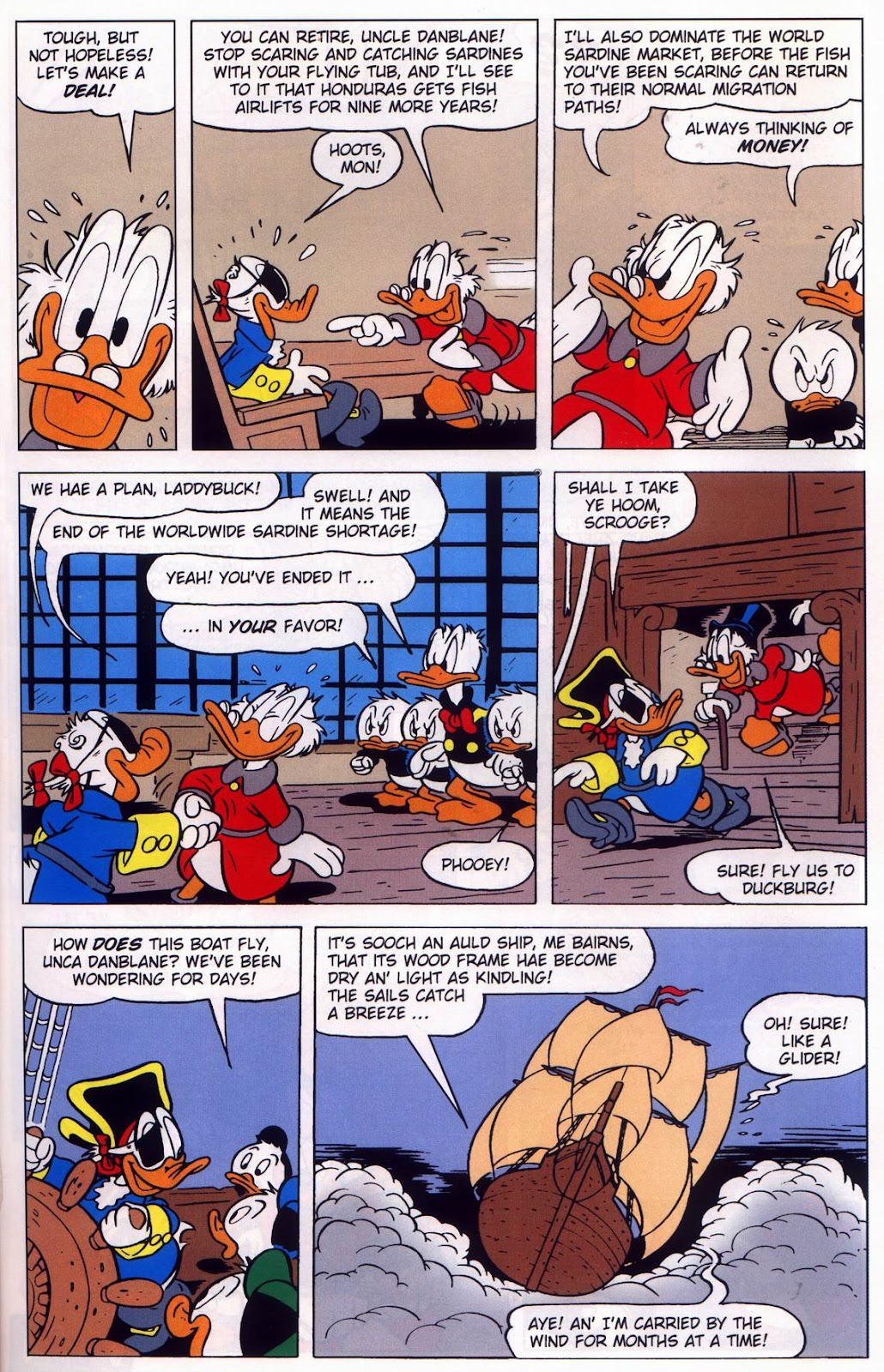 Uncle Scrooge (1953) Issue #316 #316 - English 23