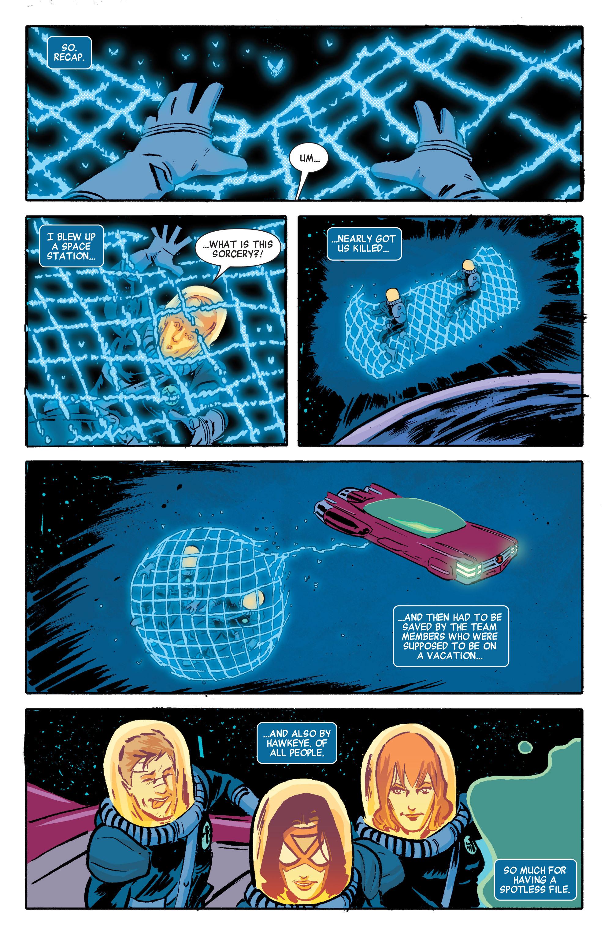 Read online Secret Avengers (2014) comic -  Issue #2 - 19