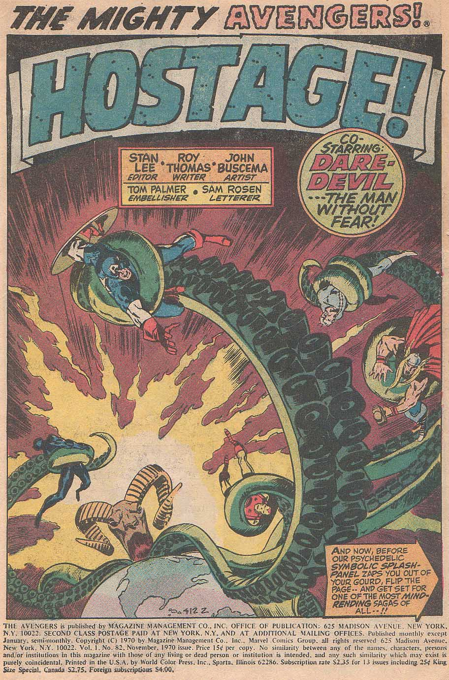 The Avengers (1963) 82 Page 2