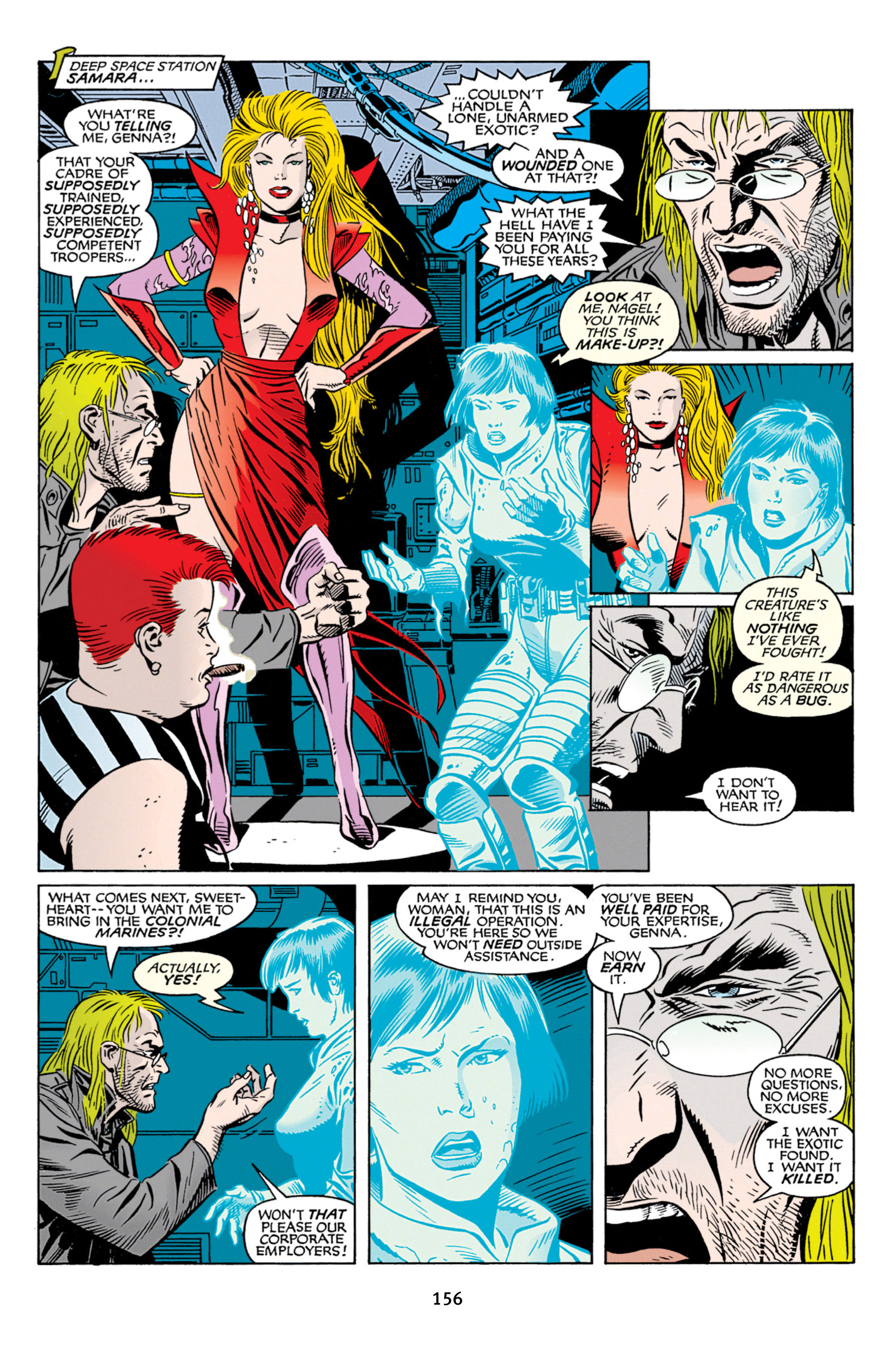Aliens vs. Predator Omnibus _TPB_2_Part_2 Page 43