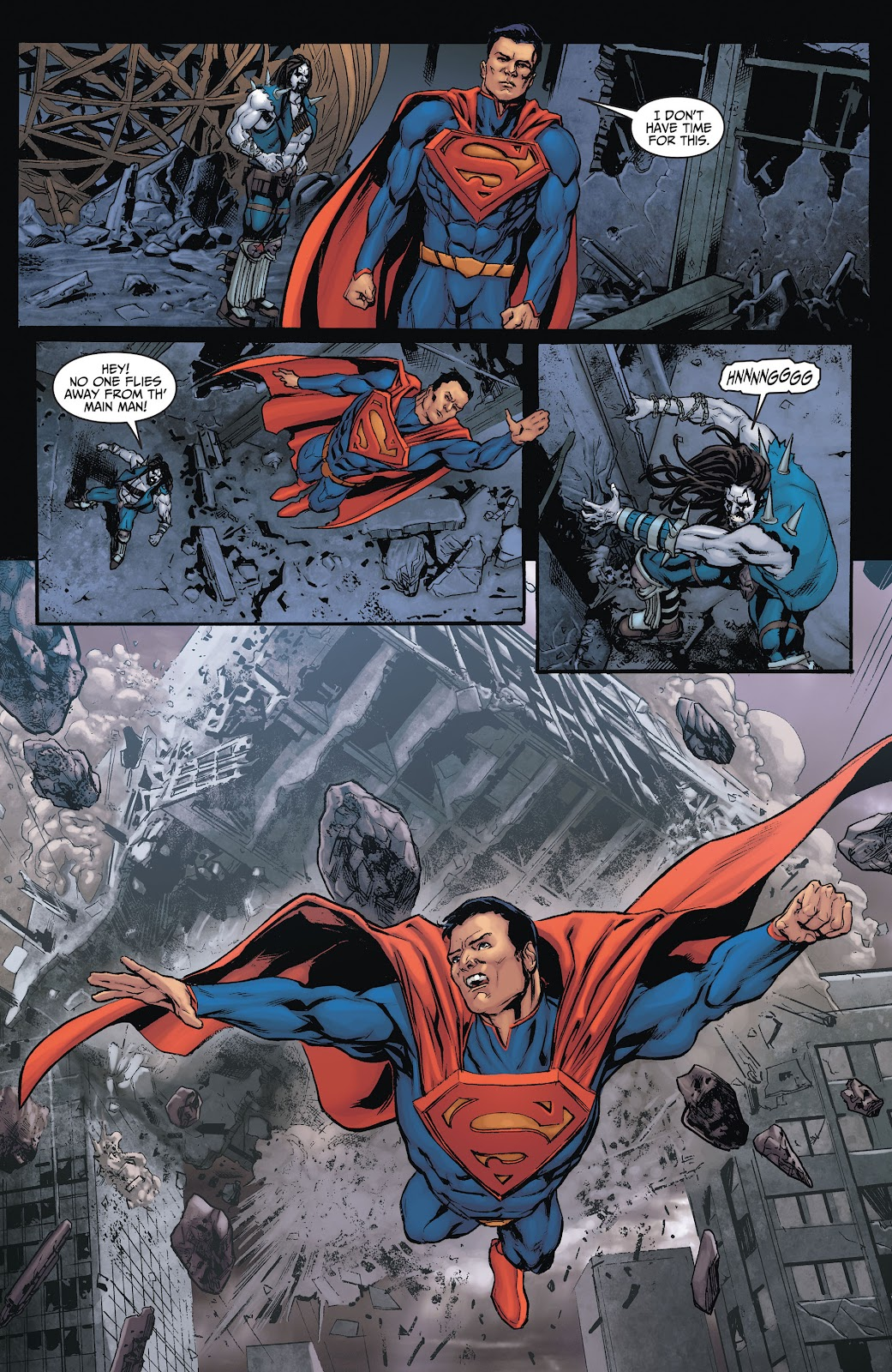 Injustice: Gods Among Us [I] _Annual 1 #1 - English 10