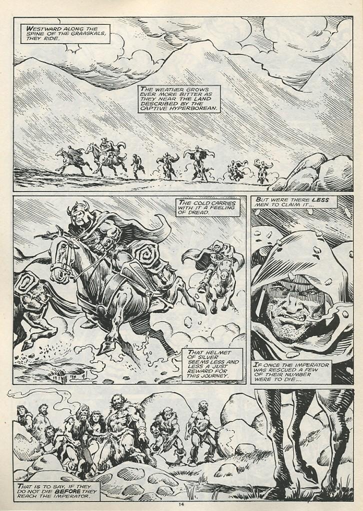 vage Sword #58 - English 16