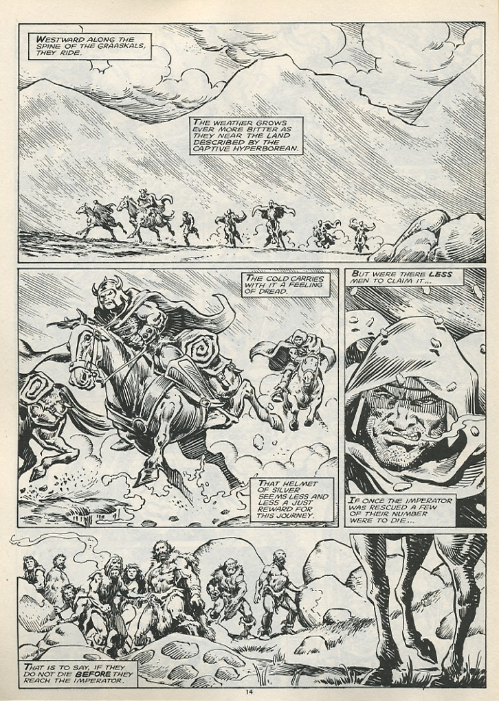 The Savage Sword Of Conan Issue #178 #179 - English 16