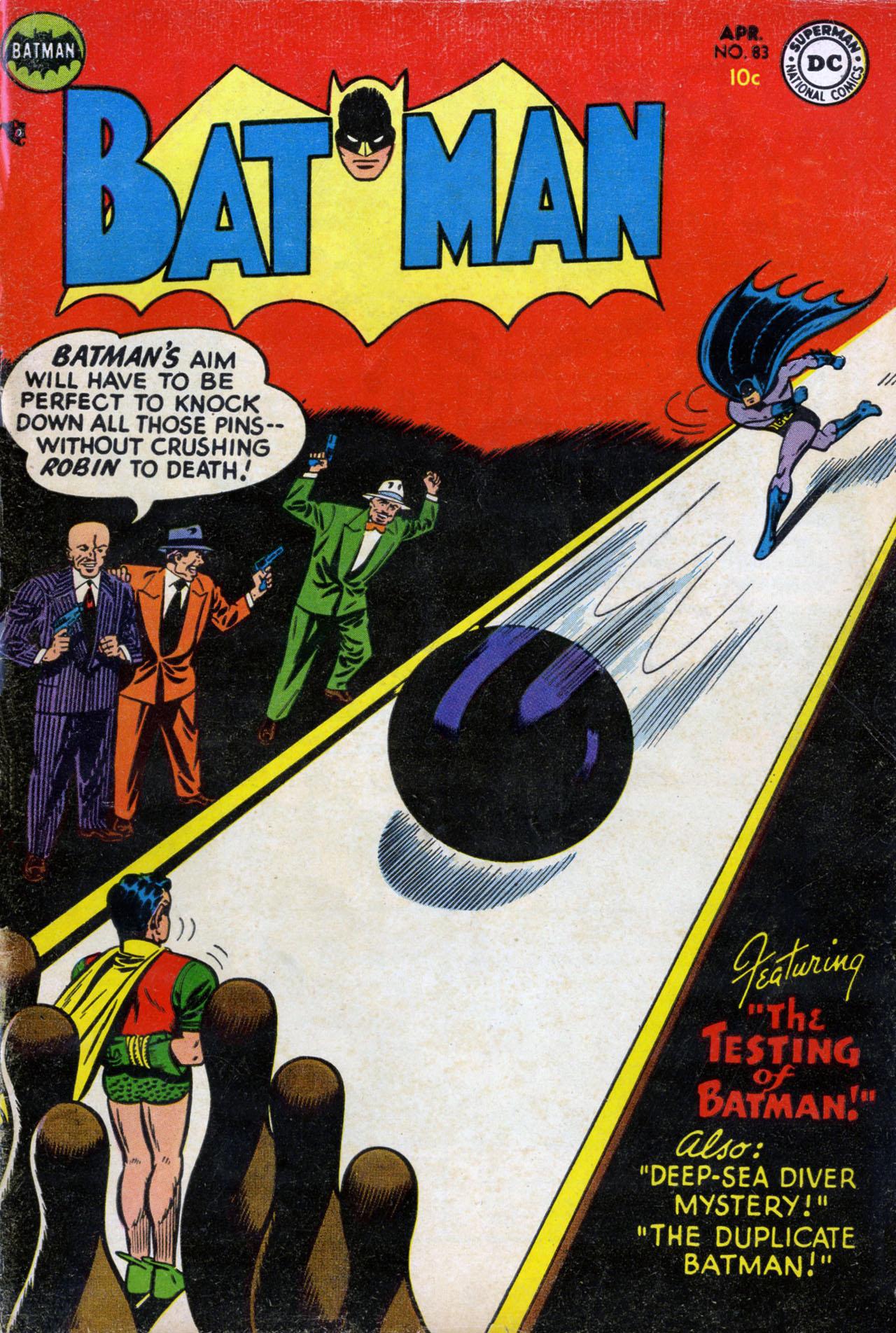 Batman (1940) 83 Page 1
