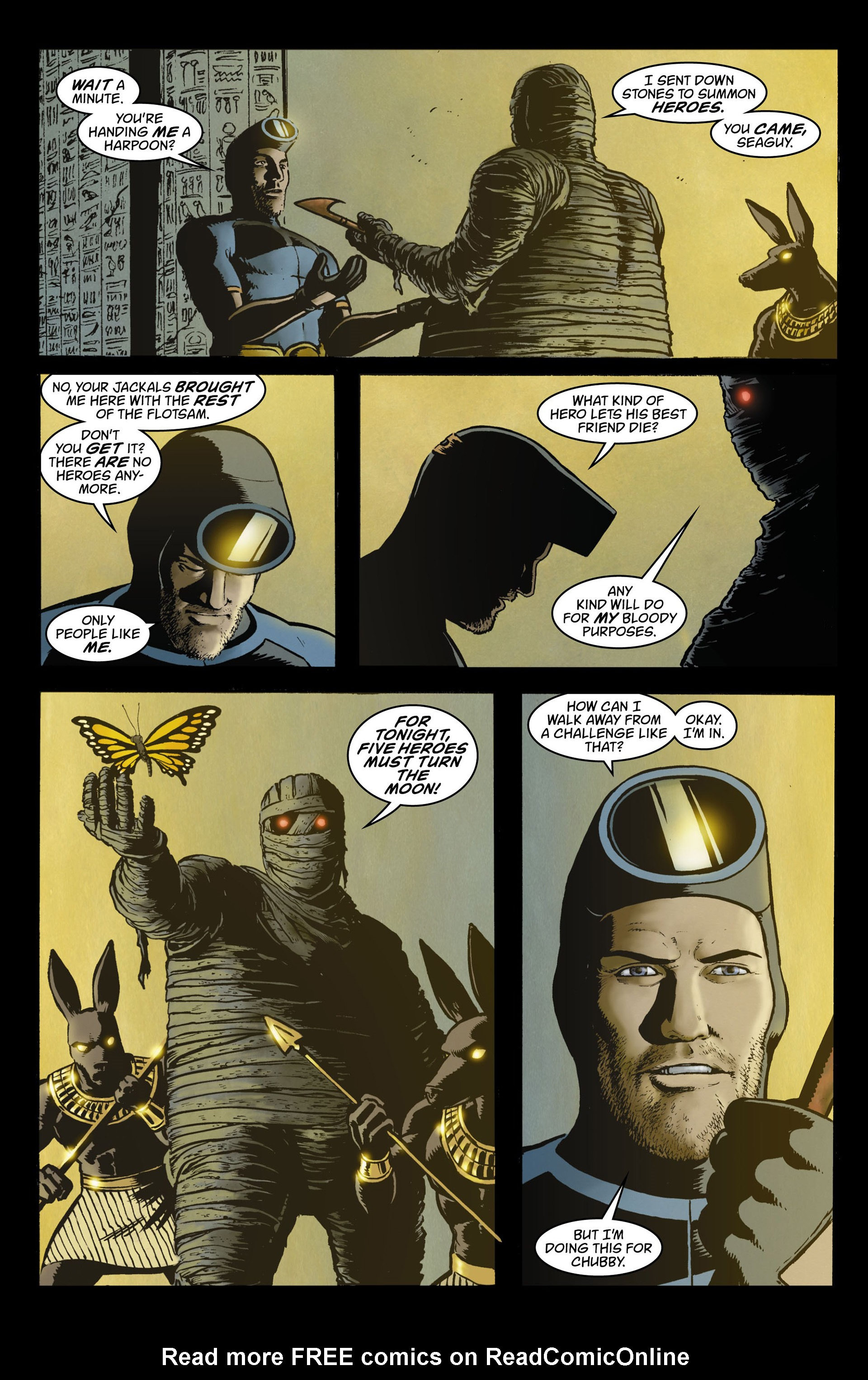 Read online Seaguy comic -  Issue #3 - 19